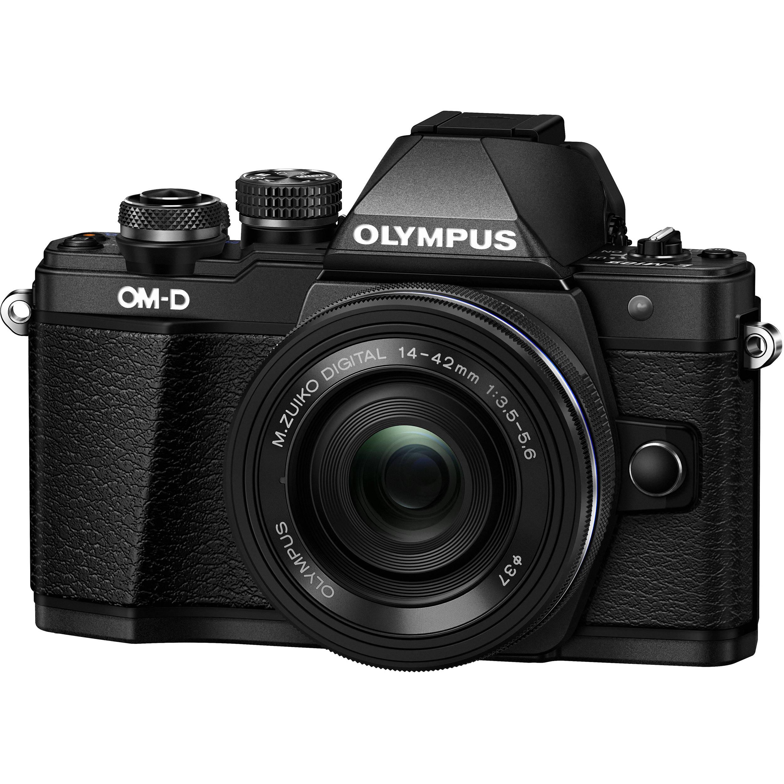 Olympus Digital Camera E-M10 Mark II Driver for PC