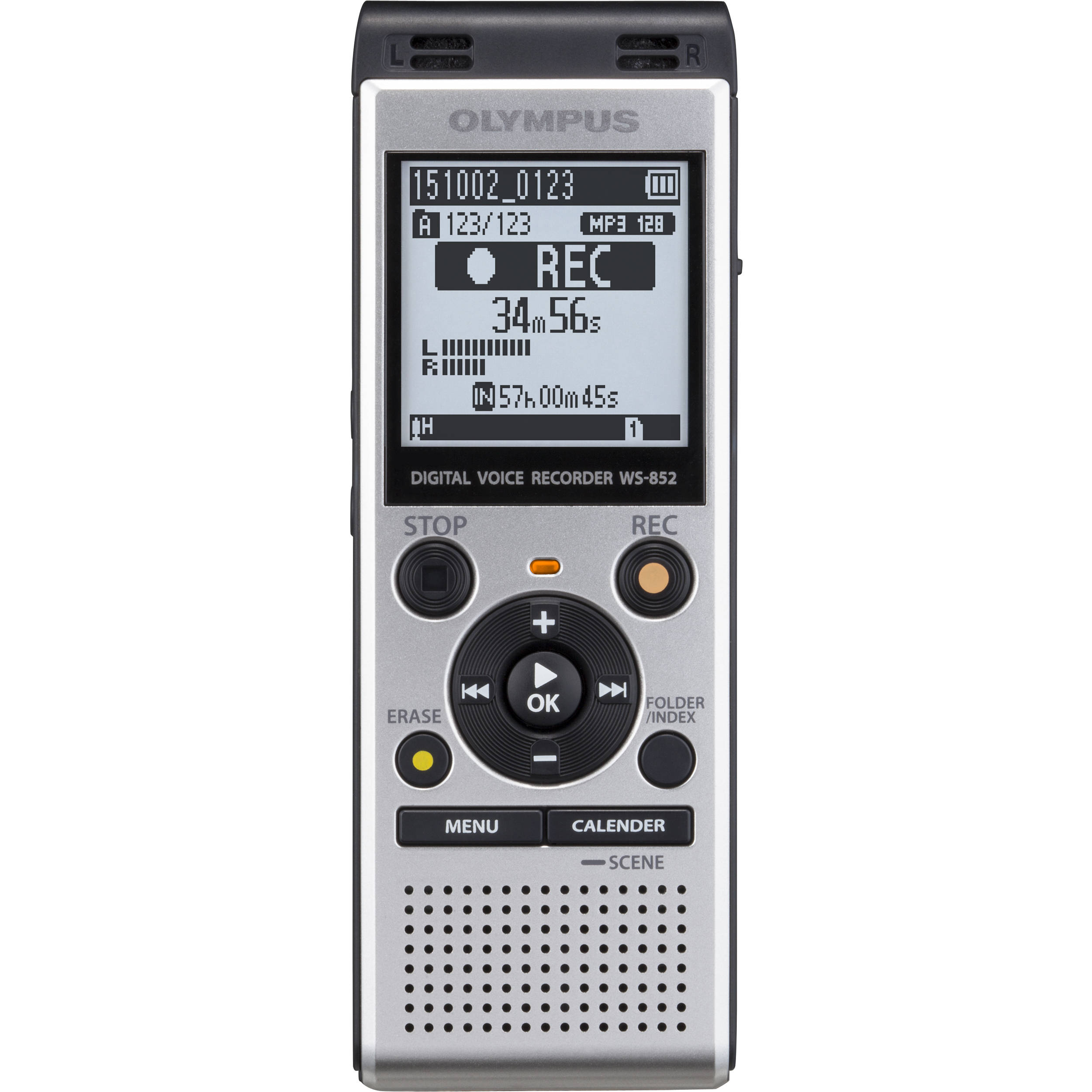 olympus digital voice recorder ws 853 manual