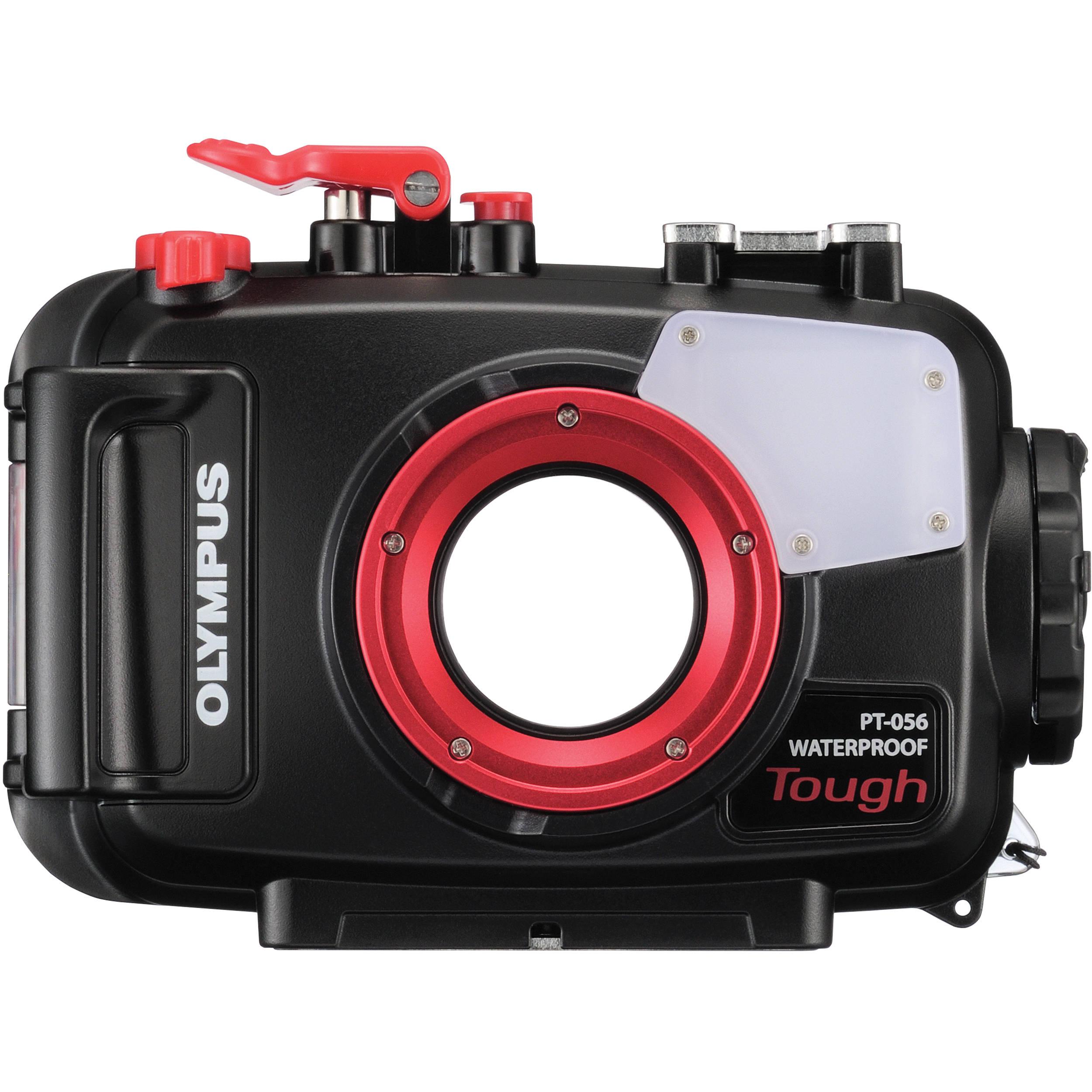 Olympus Digital Camera: Olympus PT-056 Underwater Housing For Tough TG-3 V6300620U000