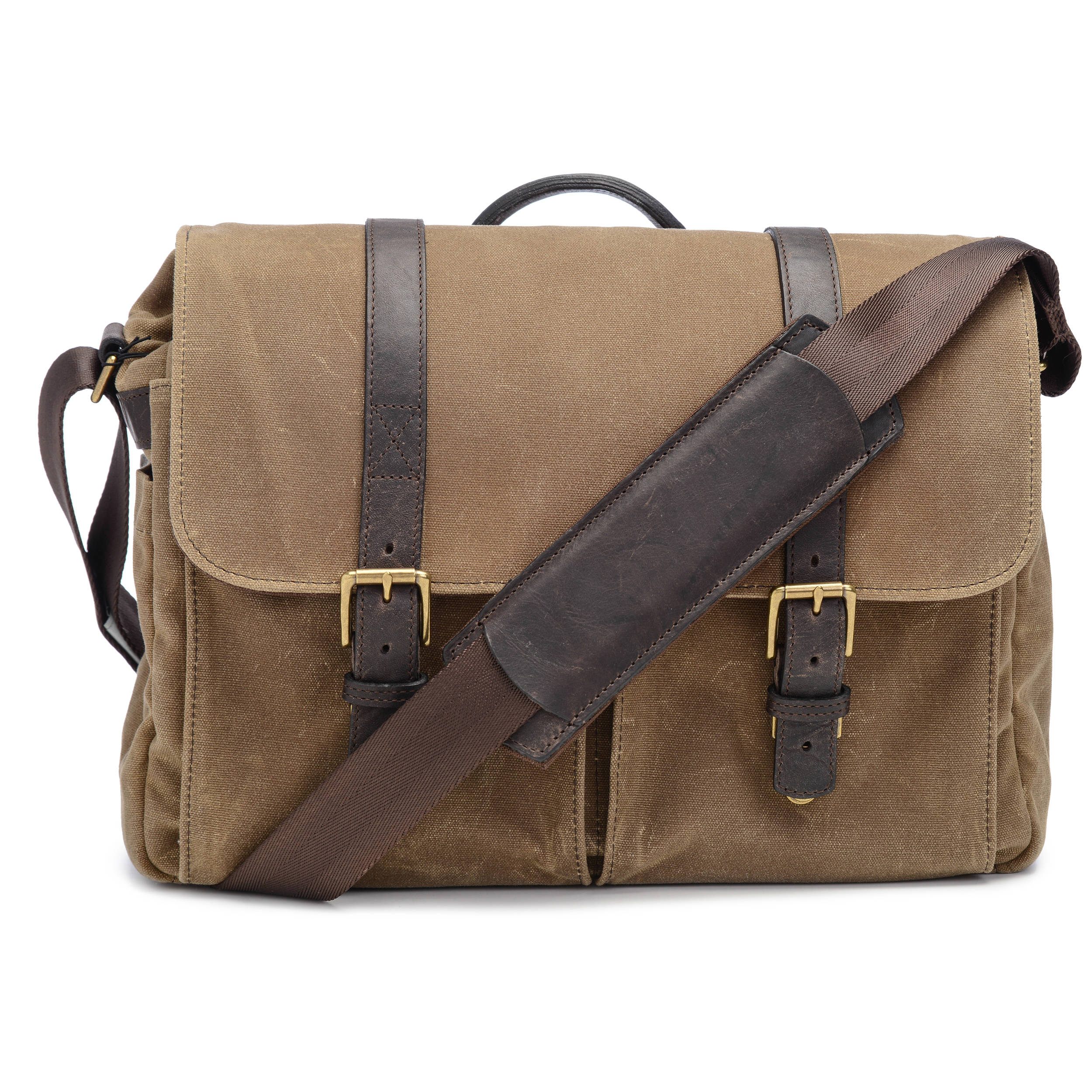 ONA Brixton Camera/Laptop Messenger Bag ONA5-013RT B&H Photo