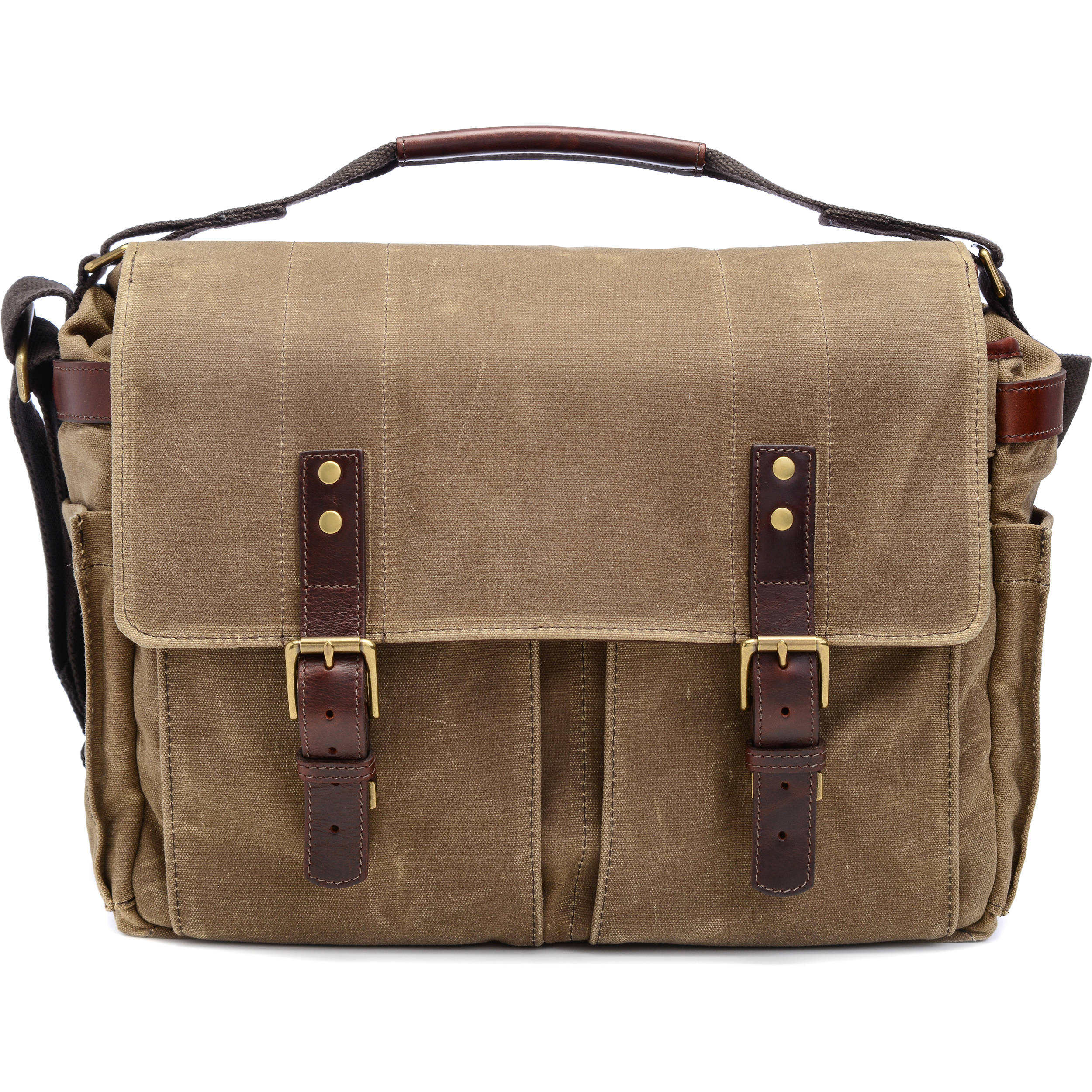 Ona Astoria Camera Laptop Messenger Bag Fieldtan