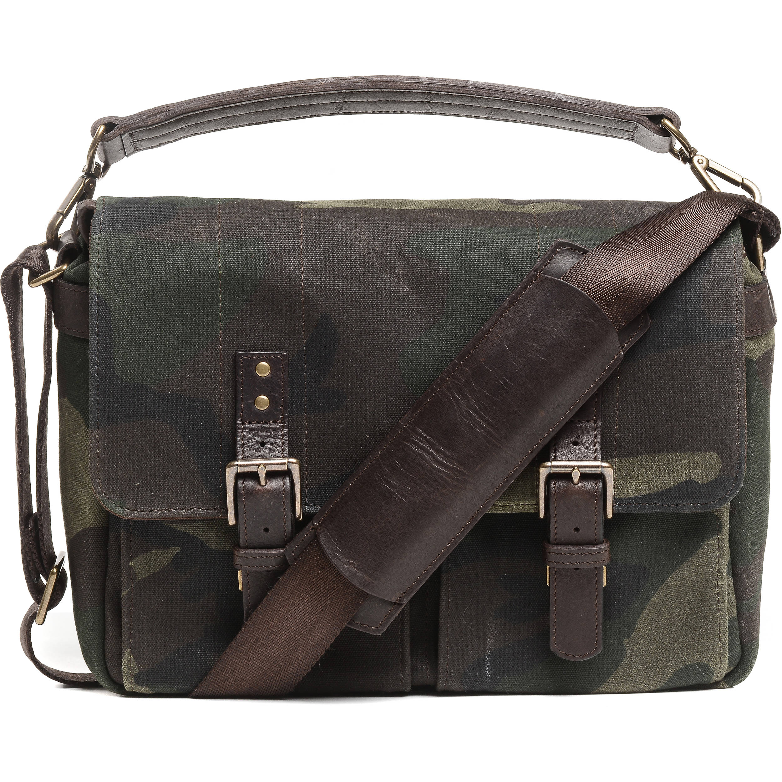 bc86cfe029 ONA Prince Street Camera Messenger Bag ONA5-024CMO B H Photo