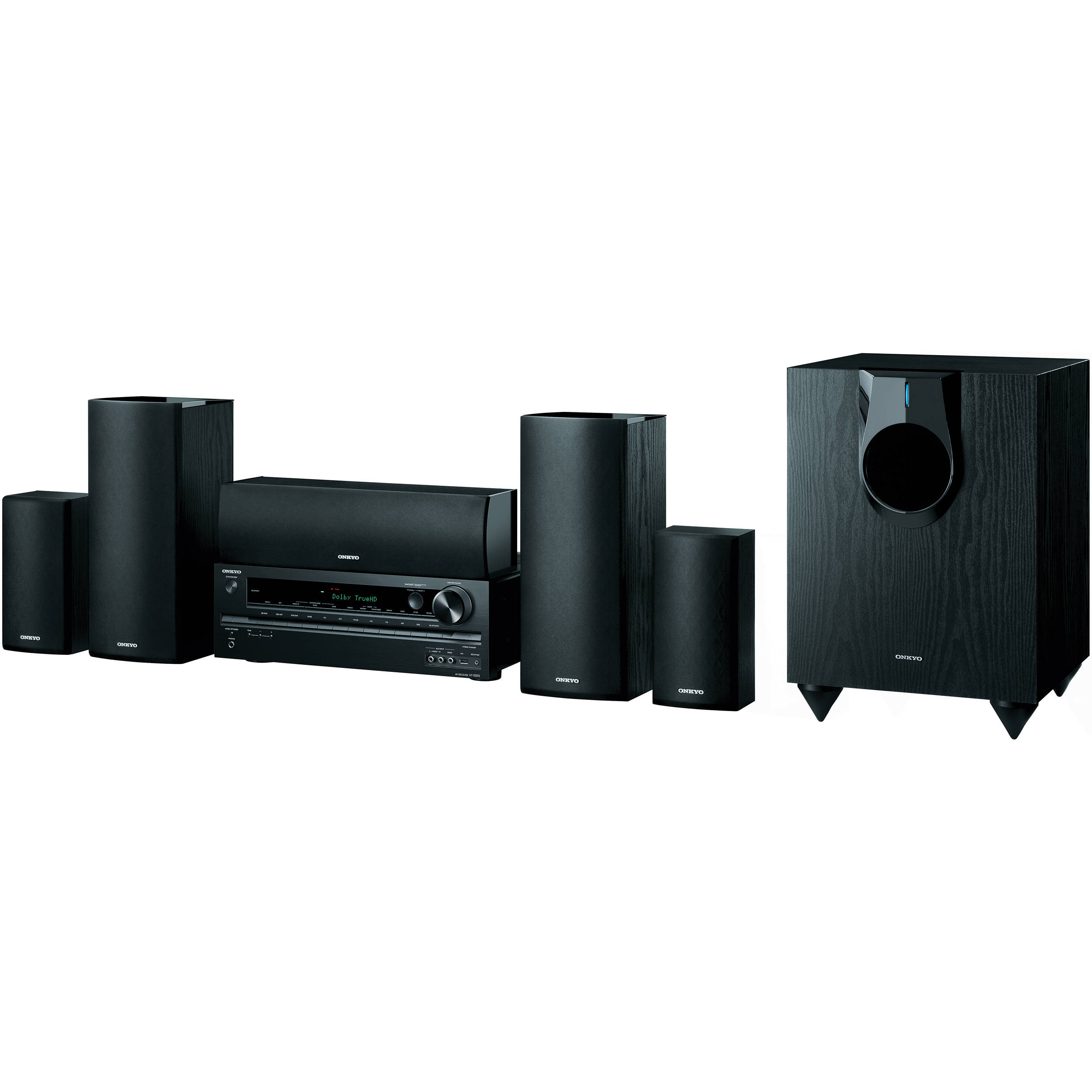 onkyo ht s5700 5 1 channel network home theater system ht s5700