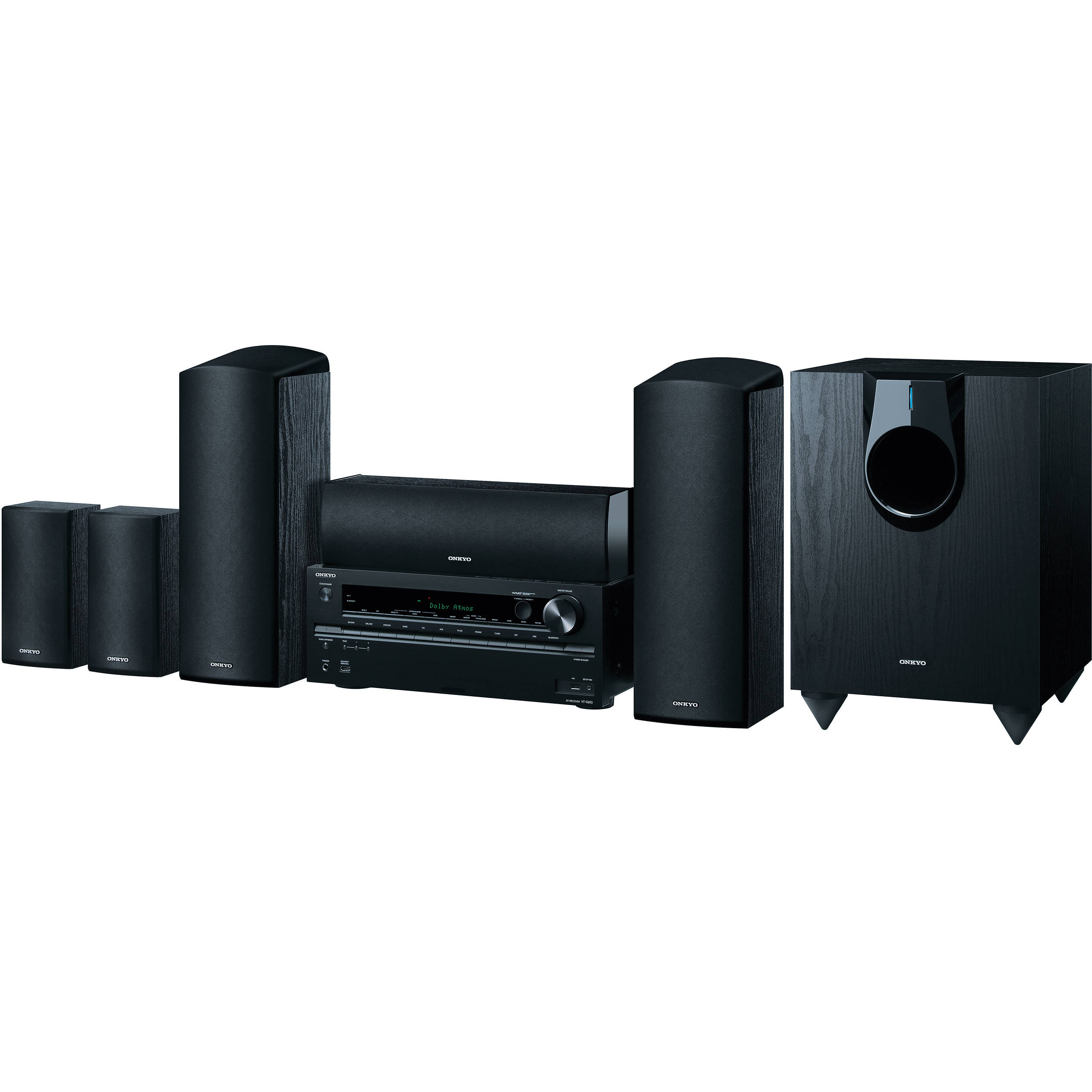 onkyo ht s7700 5 1 2 channel network home theater system