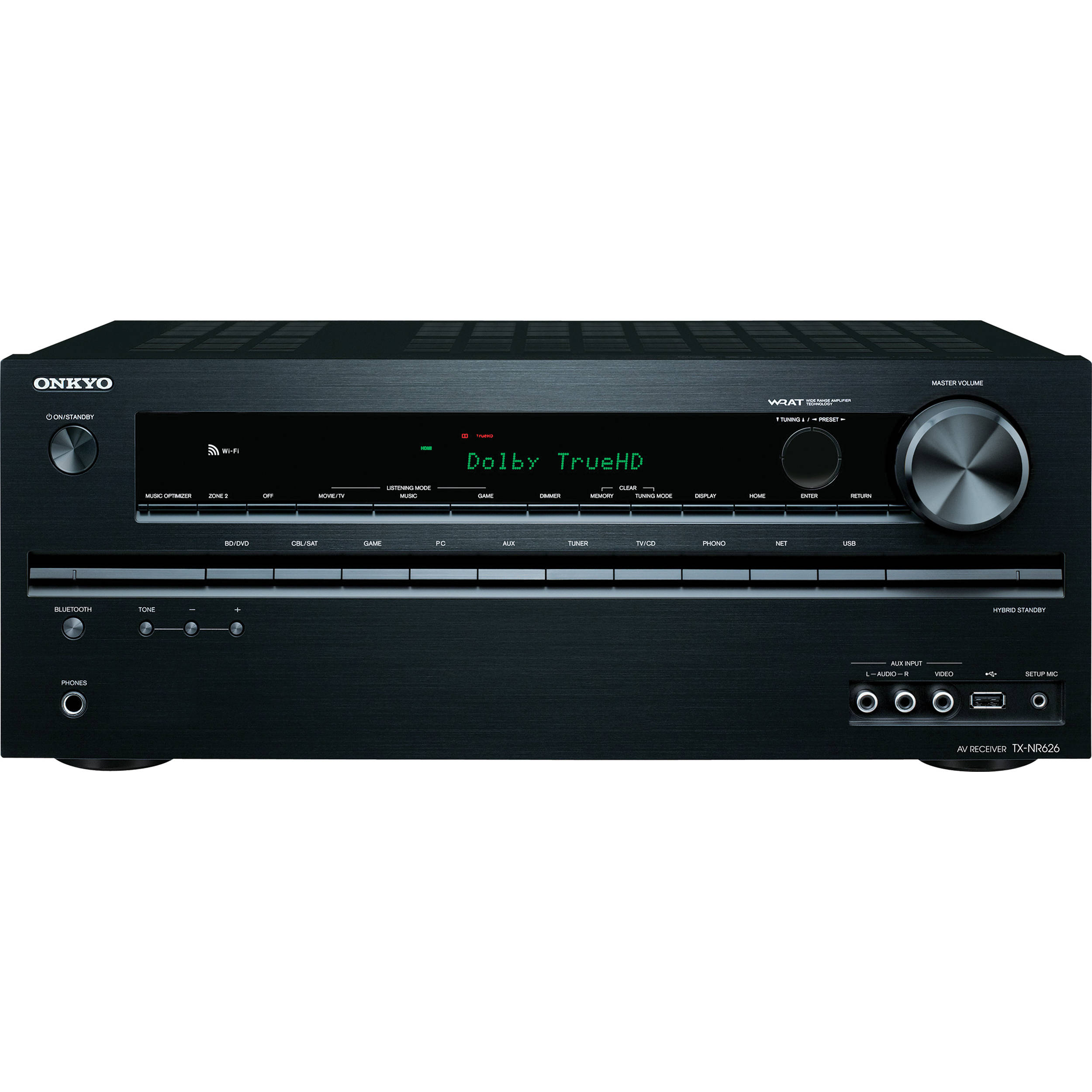 Onkyo TX-NR626 Network A/V Receiver Drivers Windows XP