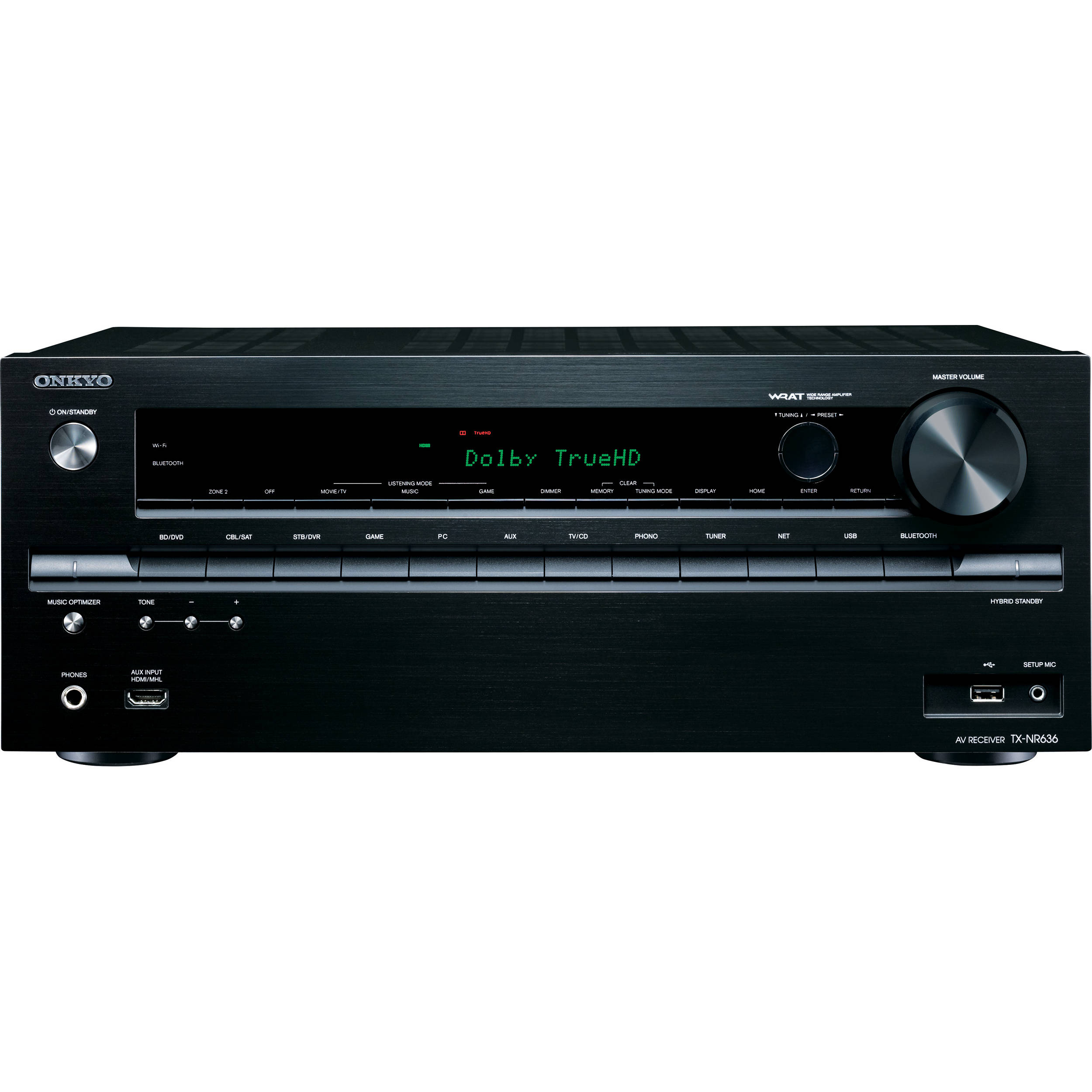 onkyo 2 channel receivers