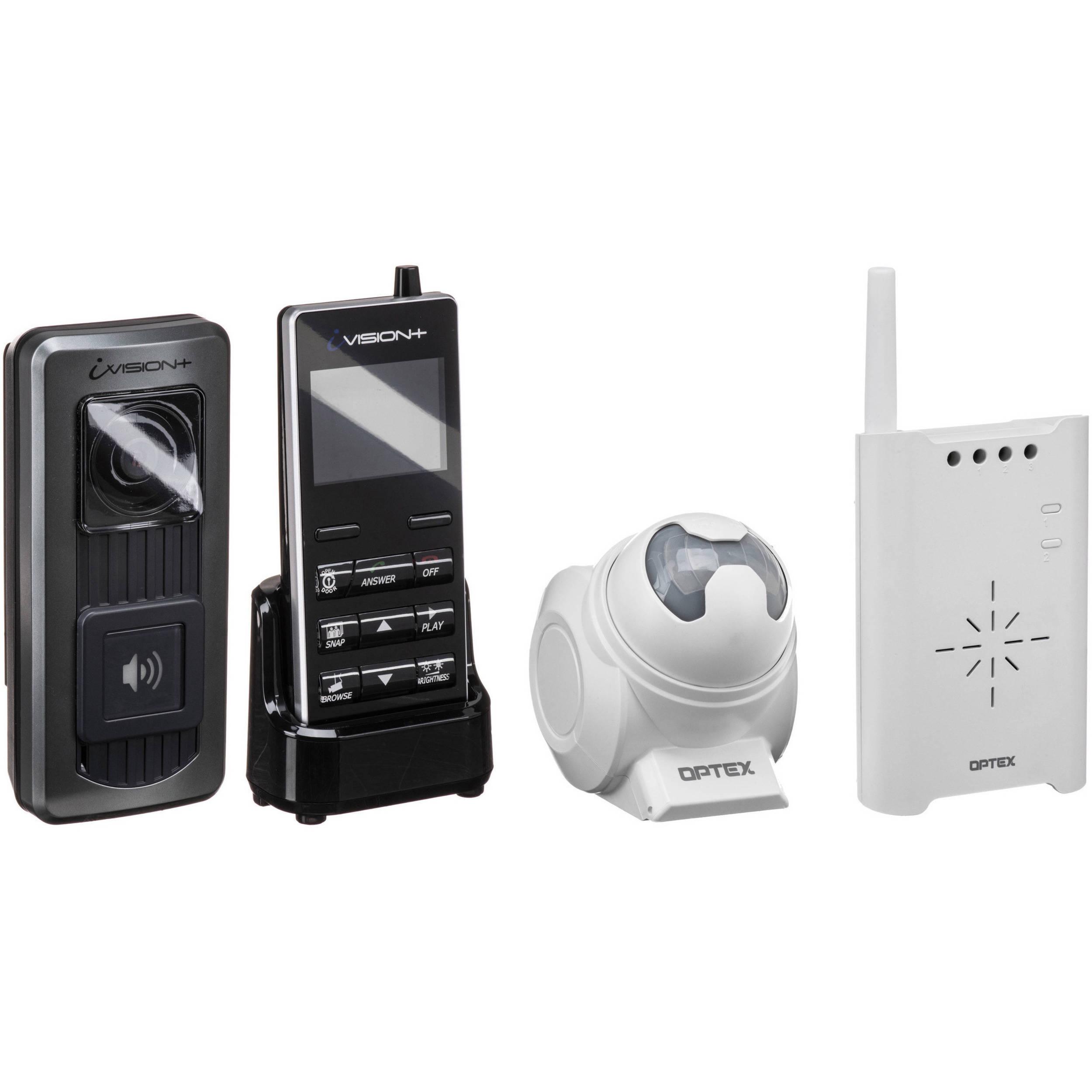Optex Door Annunciator Amp Optex Wireless Entry Door Contact