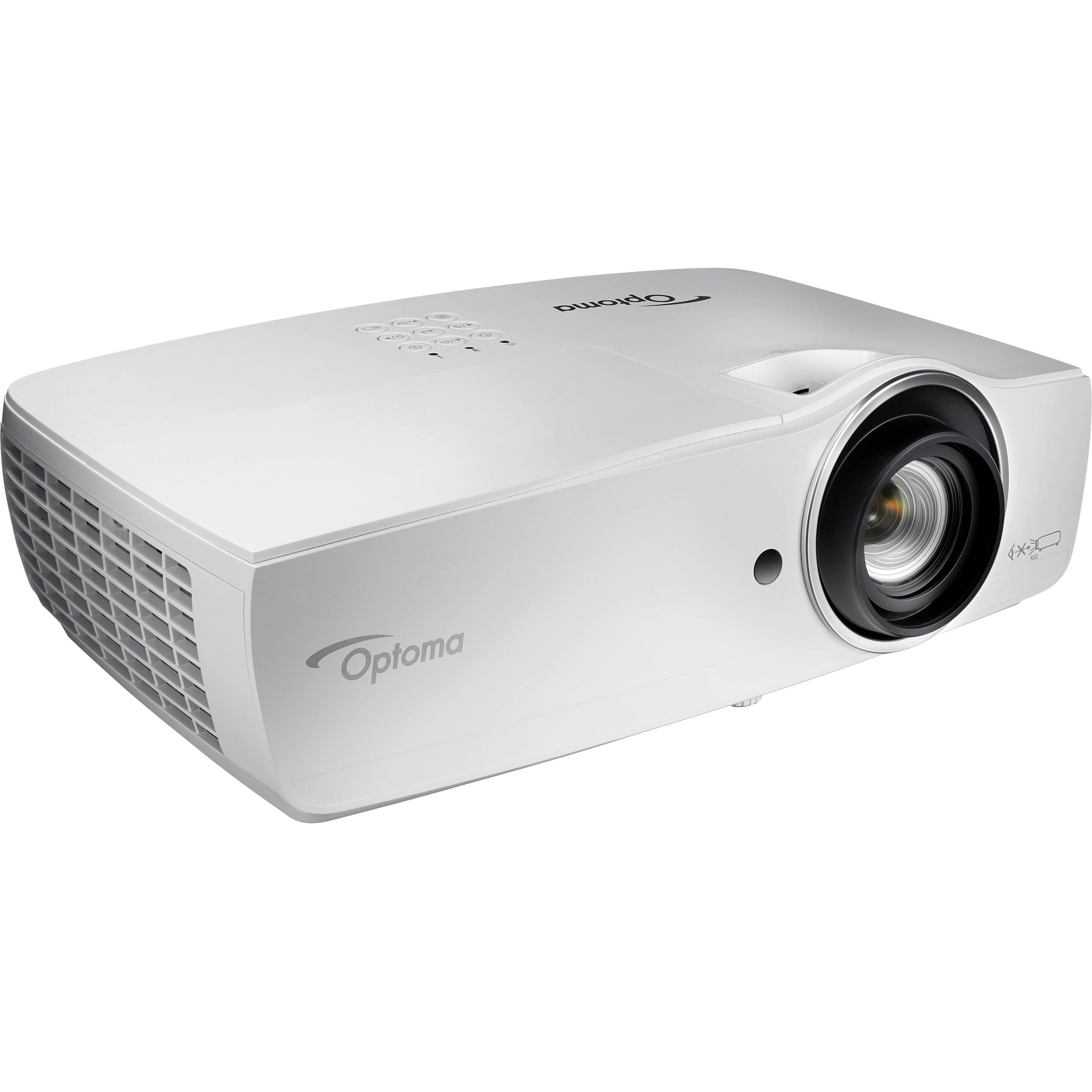 76229c45b Optoma Technology EH465 4800-Lumen Full HD DLP Projector EH465