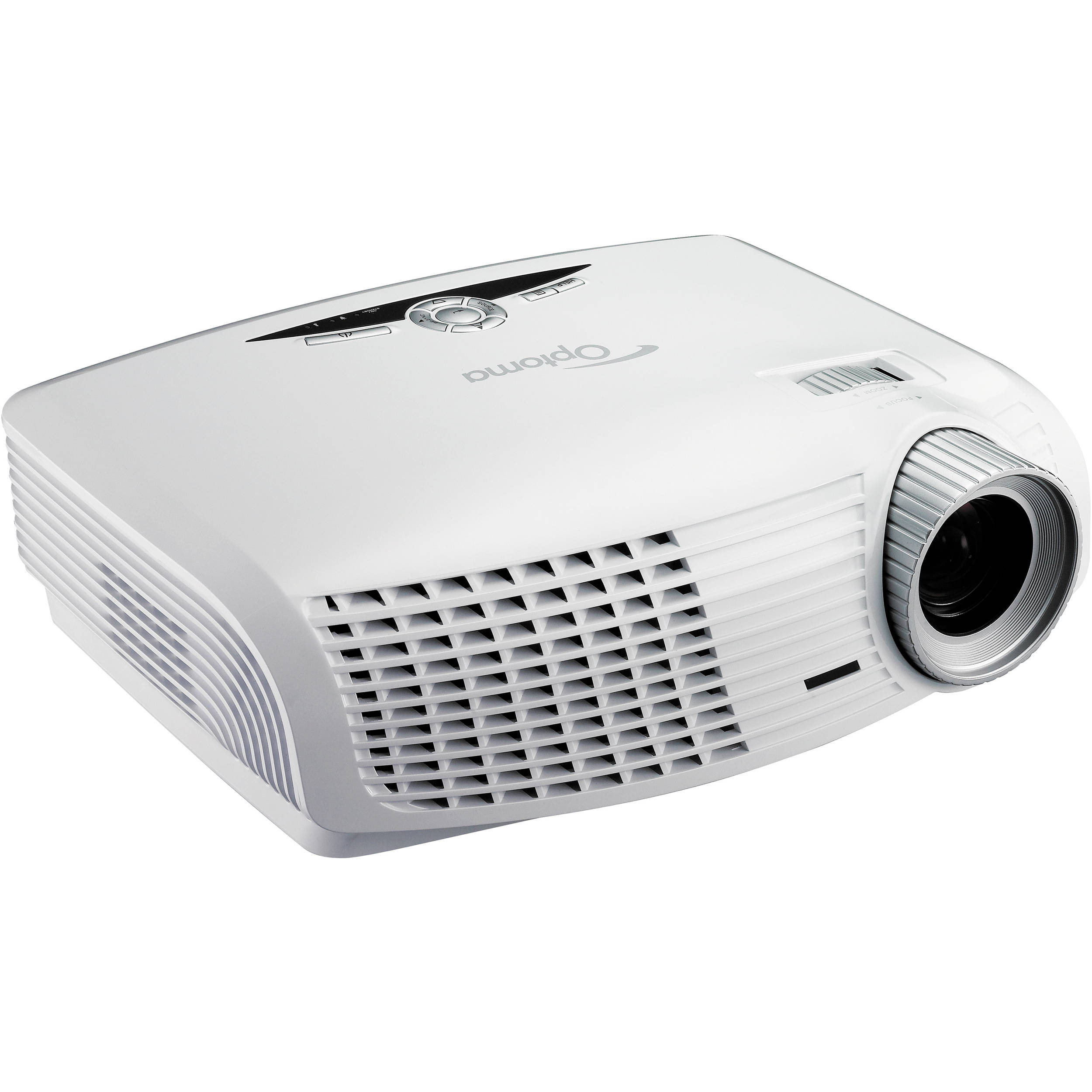 Optoma technology hd25 lv full hd 1080p multi region dlp for Hd projector