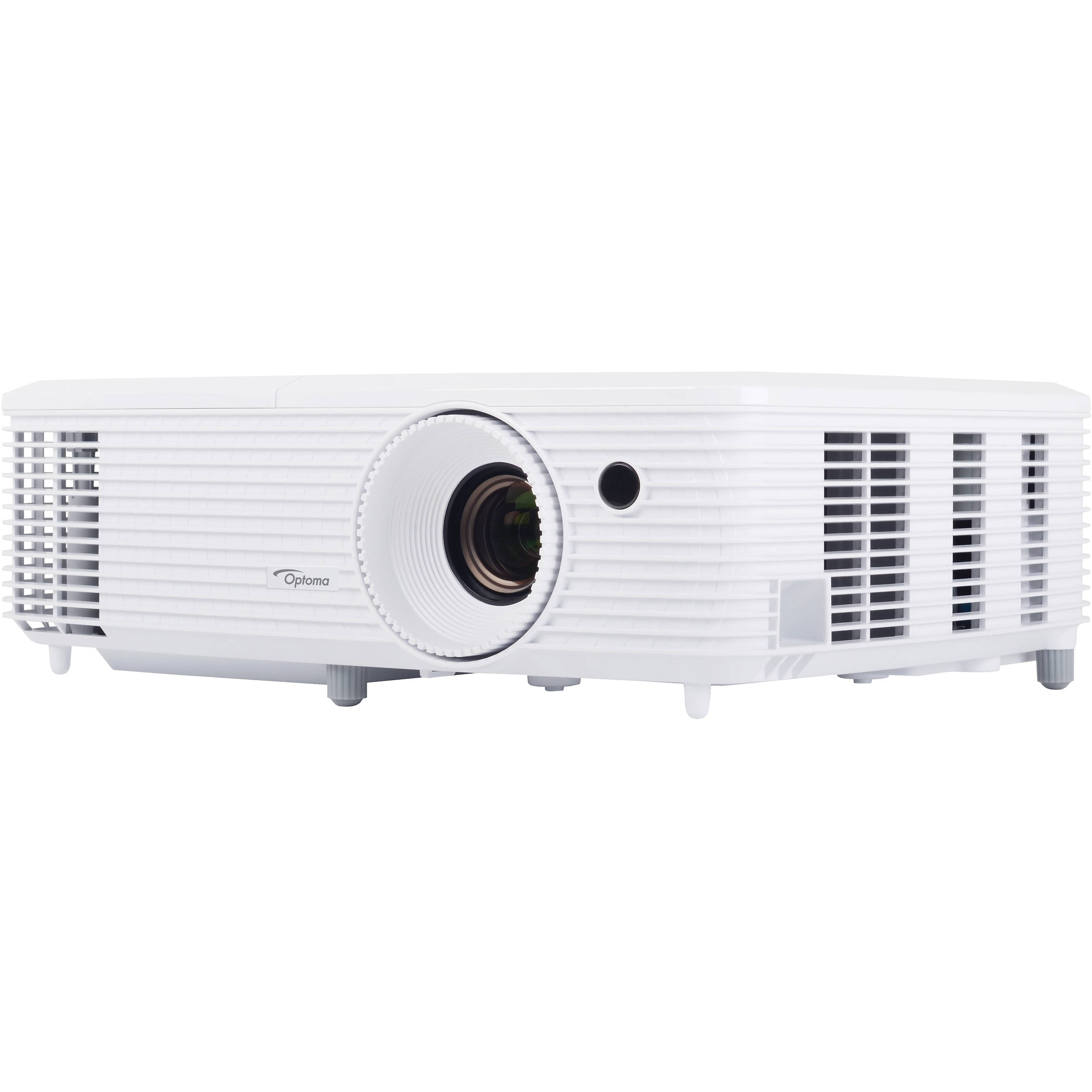 Optoma technology hd27 full hd dlp home theater projector hd27 for Hd projector