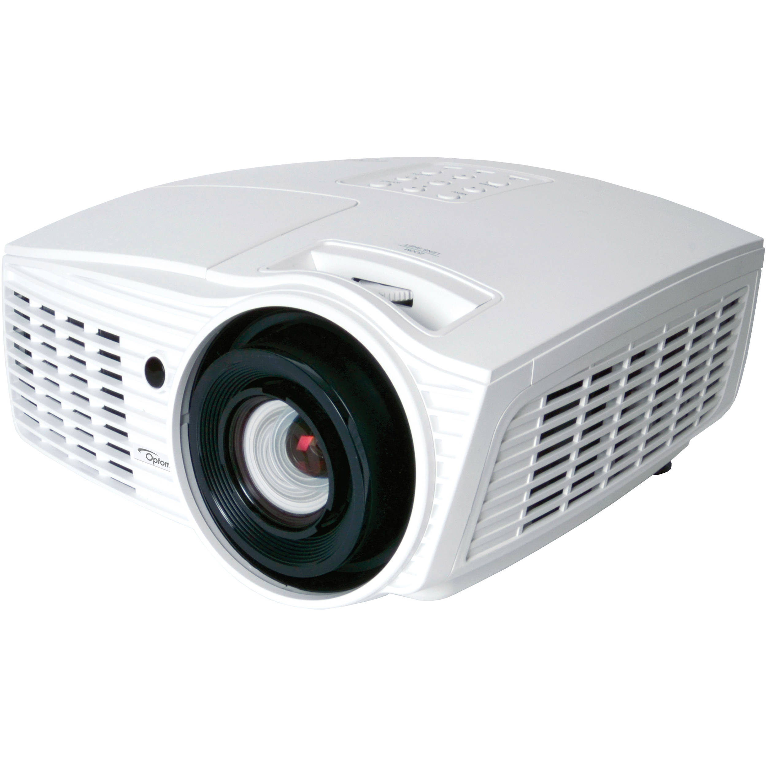 Optoma technology hd37 full hd 3d dlp home theater projector - Videoprojecteur full hd 3d ...