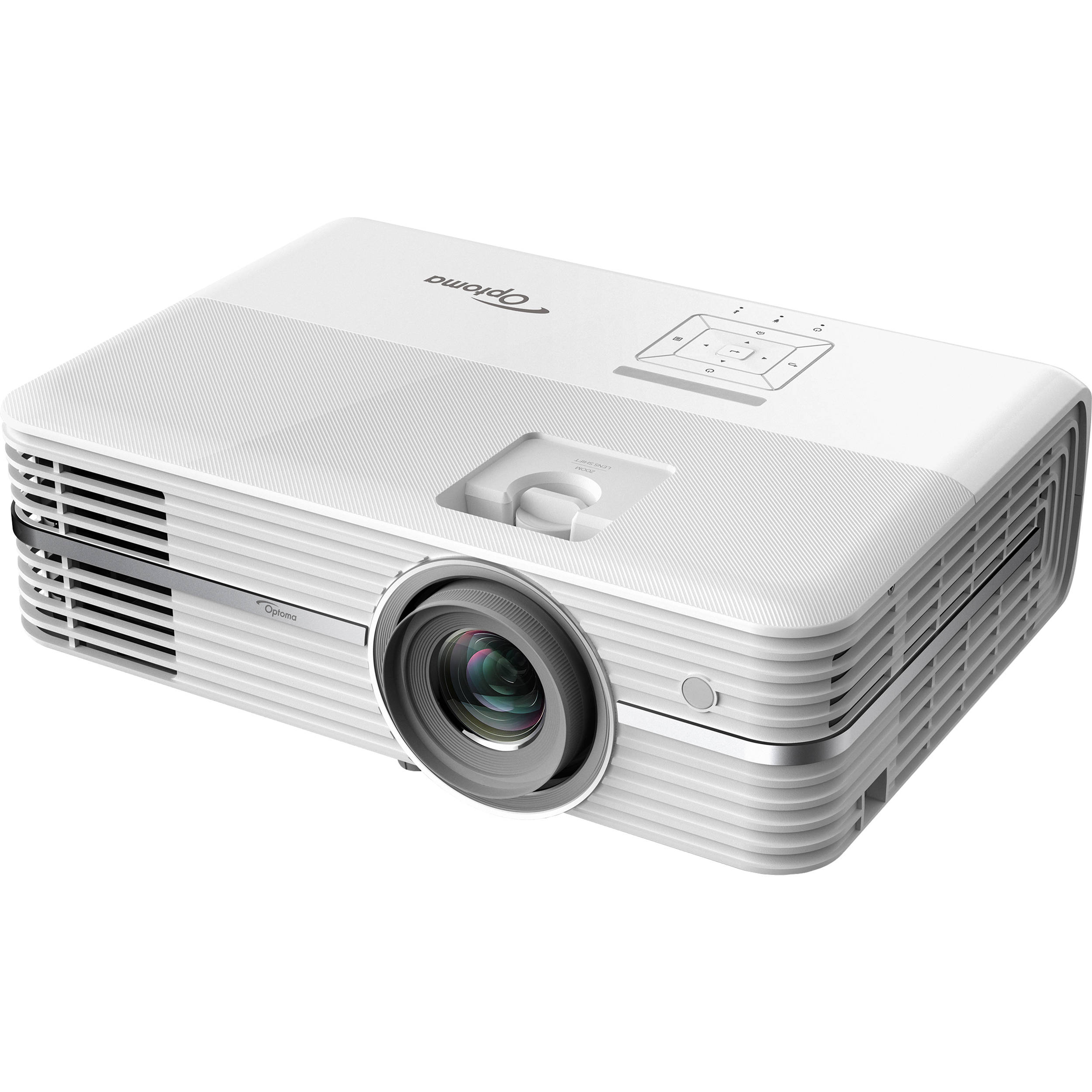 Optoma Home Theater Projectors | B&H Photo Video