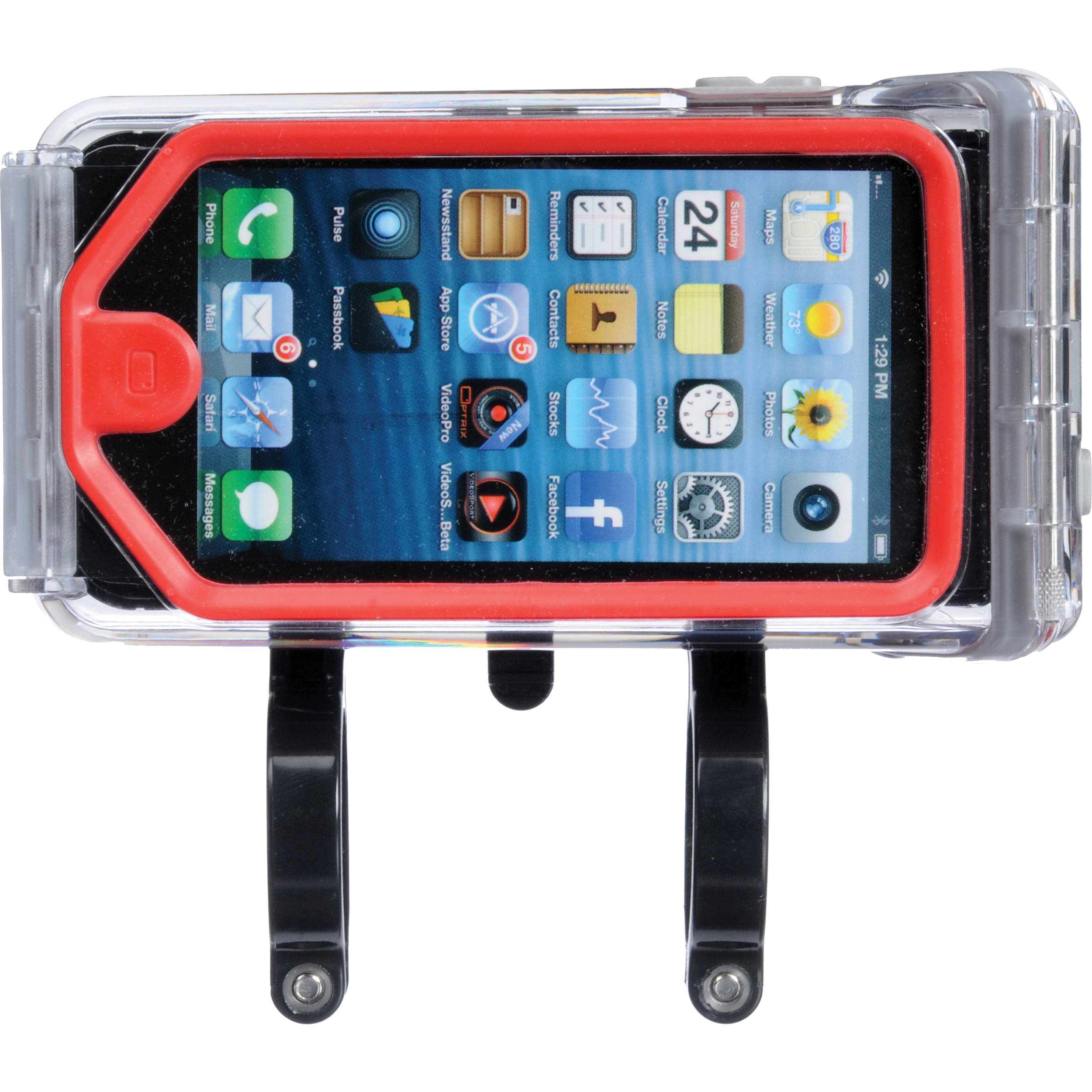 quality design 84241 7ef87 Optrix by Body Glove CycleX Bundle for iPhone 5/5S OBF-002-BDL
