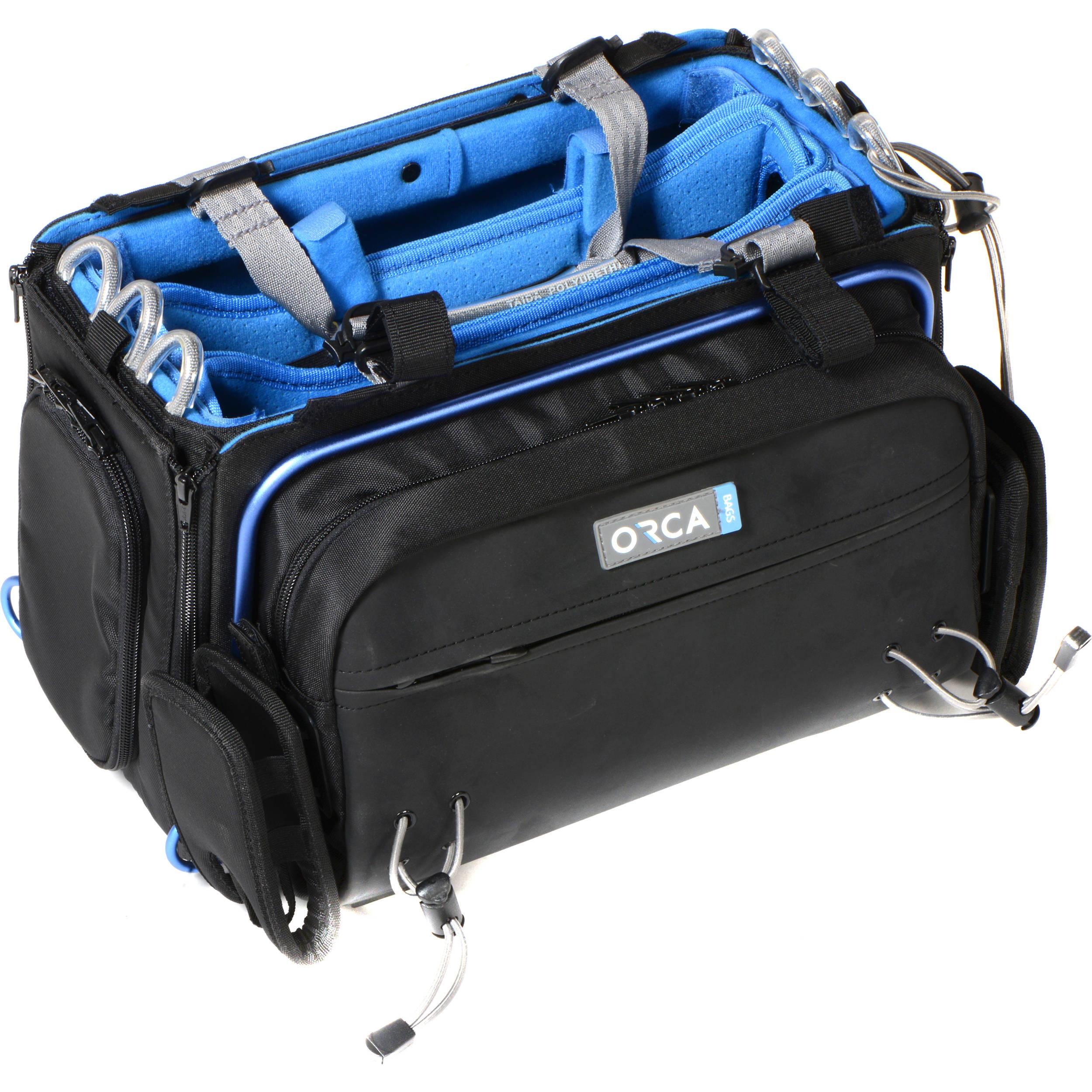 Orca Or 32 Audio Mixer Bag