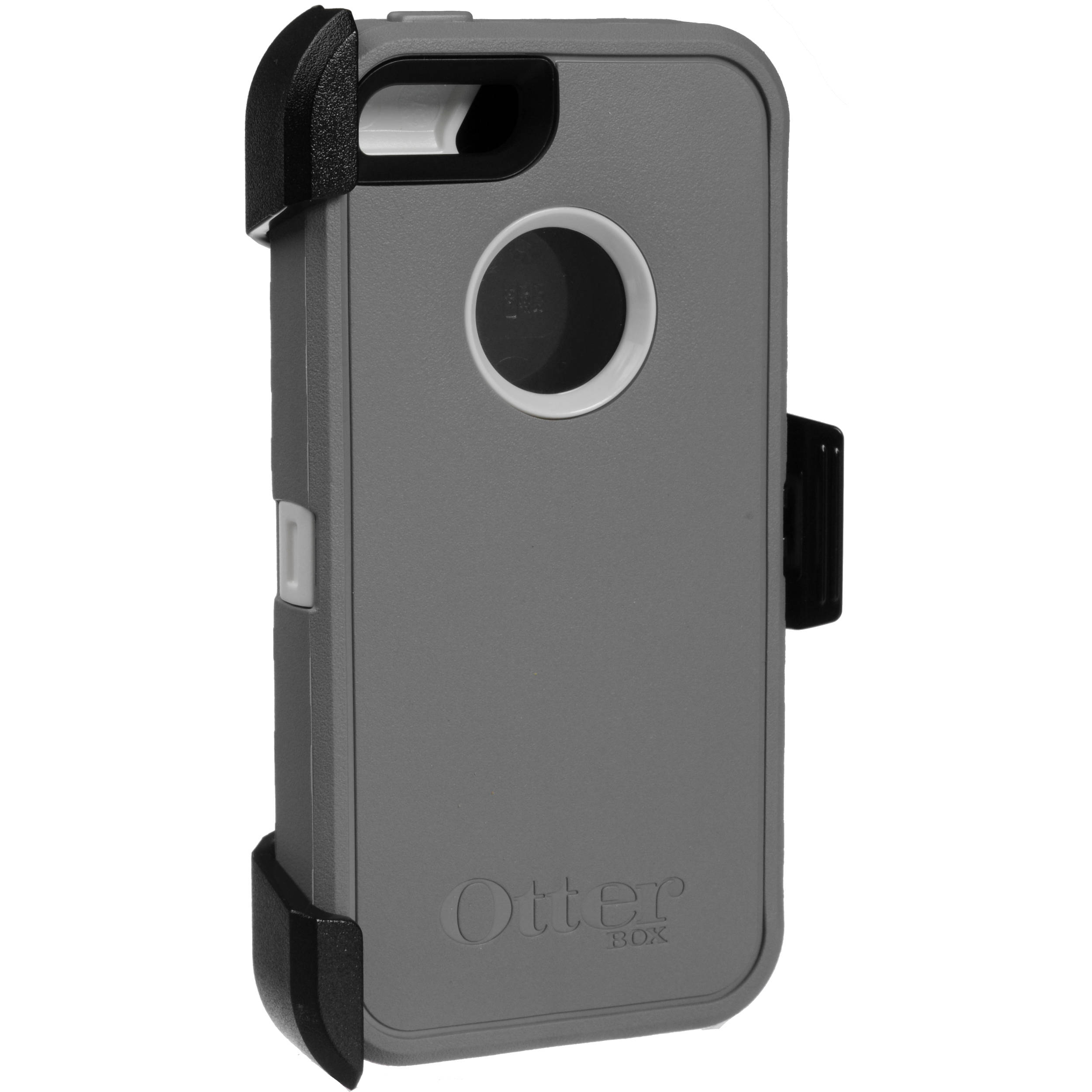 iphone 5 otterbox cases otterbox defender series for iphone 5 5s se 77 33324 b amp h 9488