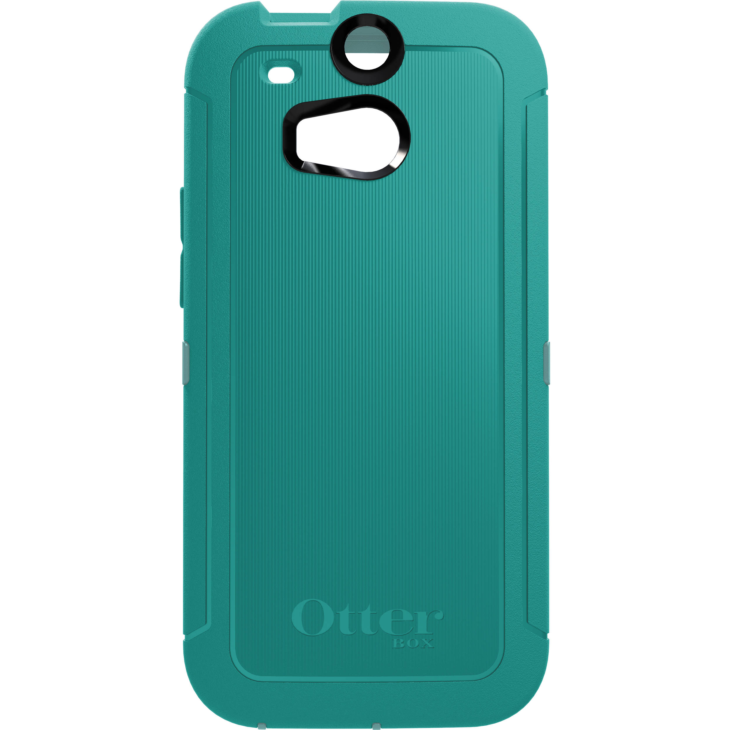 buy popular dacb0 d97e3 OtterBox Defender Series Case for HTC One M8 (Aqua Sky) 77-39142