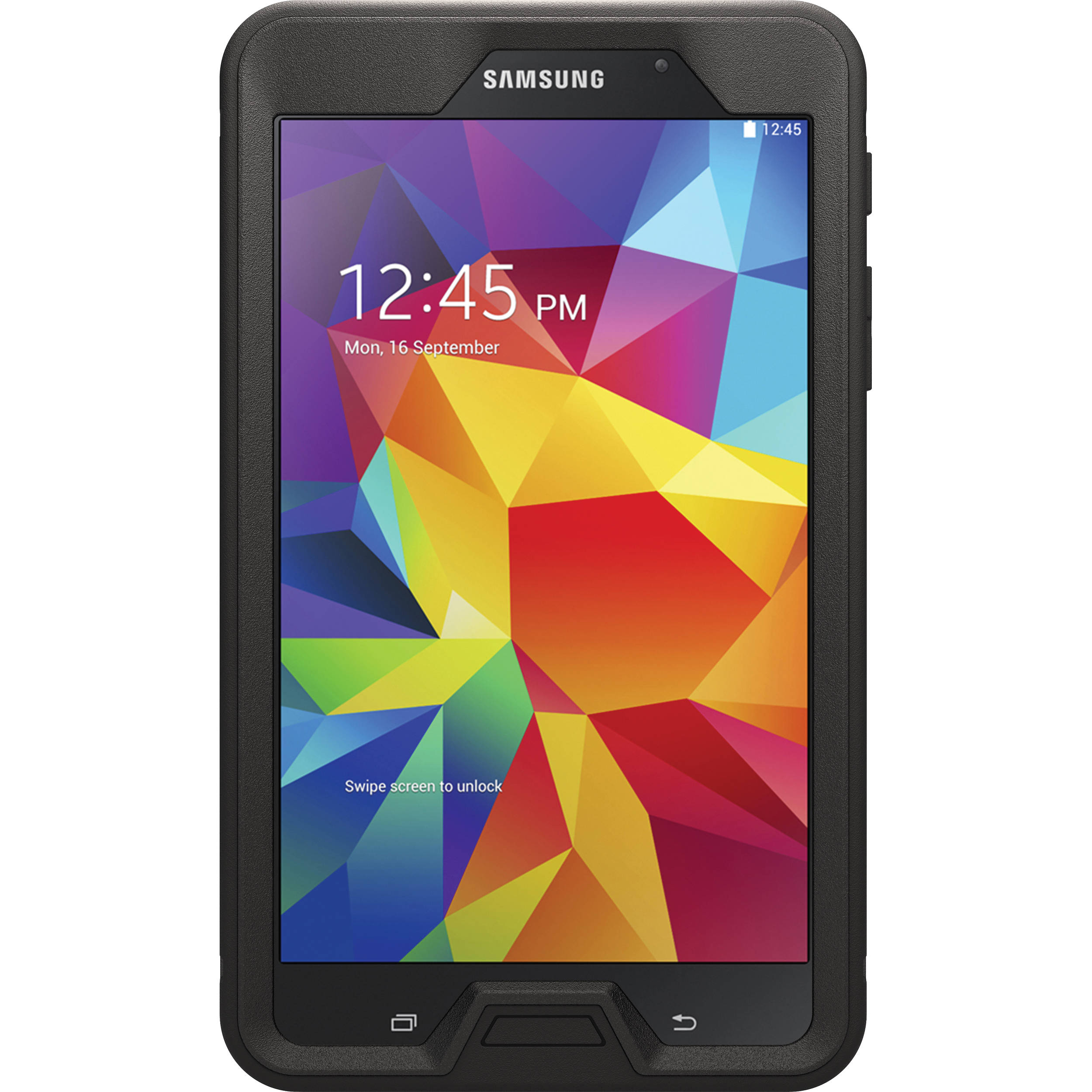 Otterbox Defender Series Case For Galaxy Tab 4 70 77 43076 Bh New Ipad Black Tablet Or Not Included