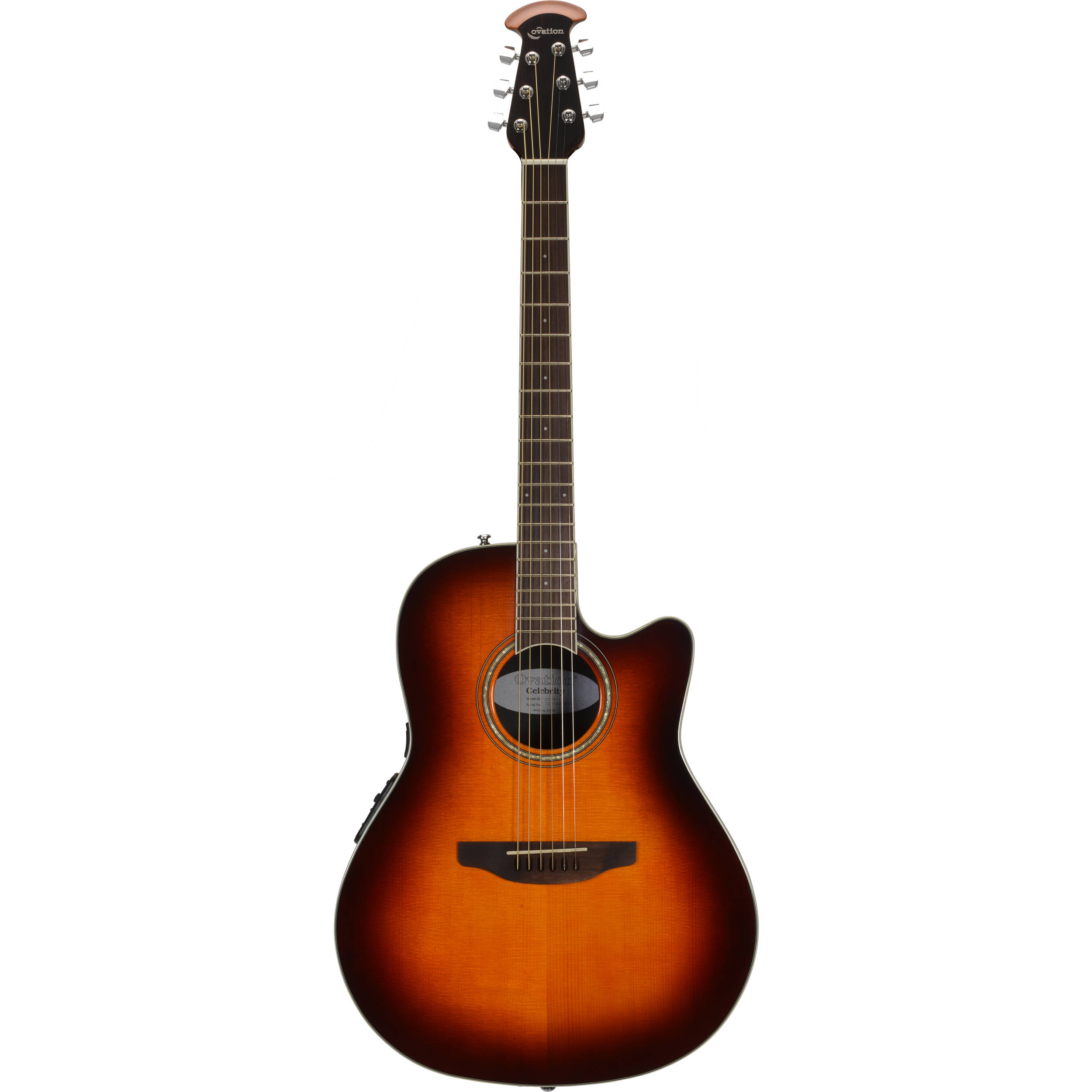 Ovation Guitars Celebrity Series Acoustic-electric Guitar ...