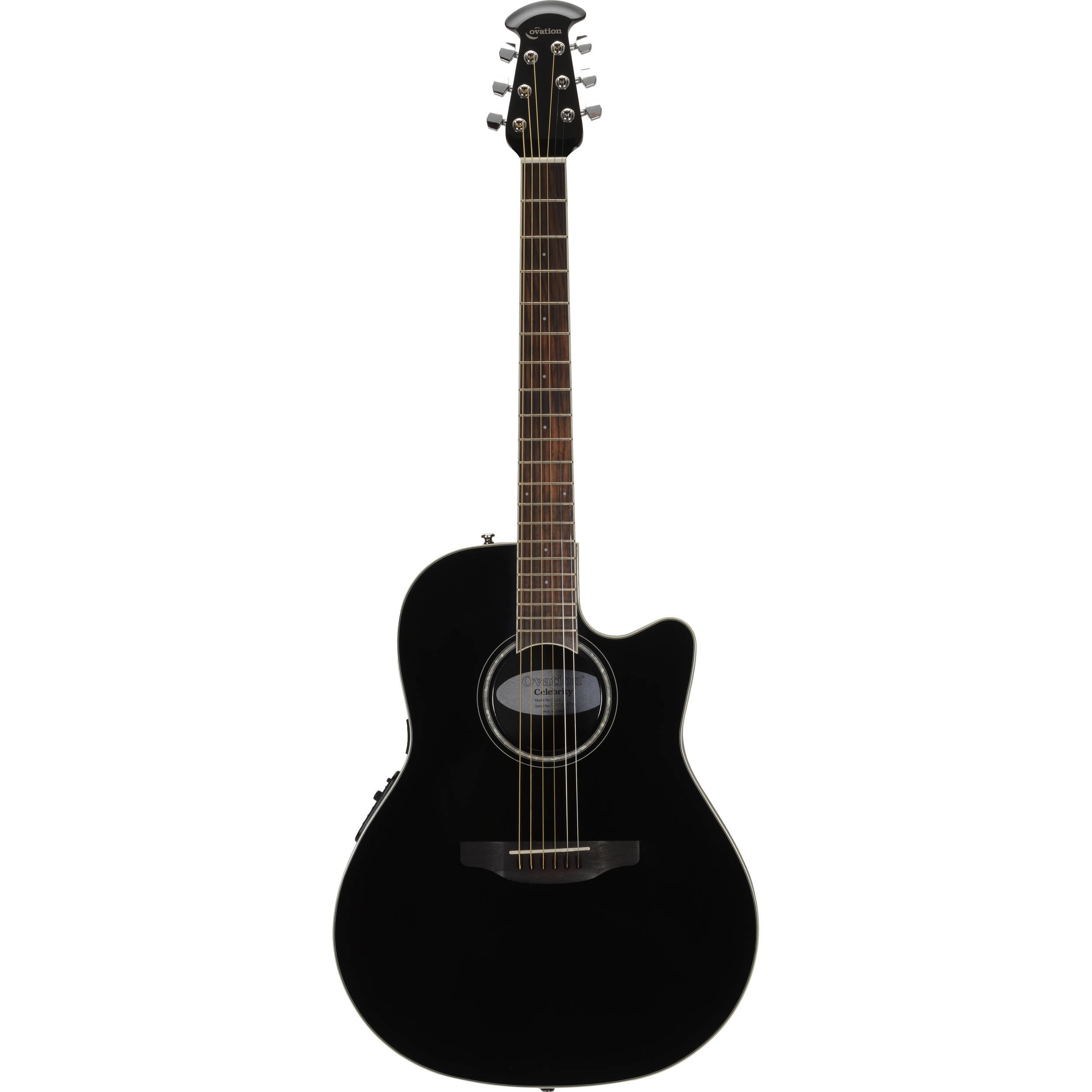 Ovation Celebrity Standard CS24 Acoustic-electric Guitar ...