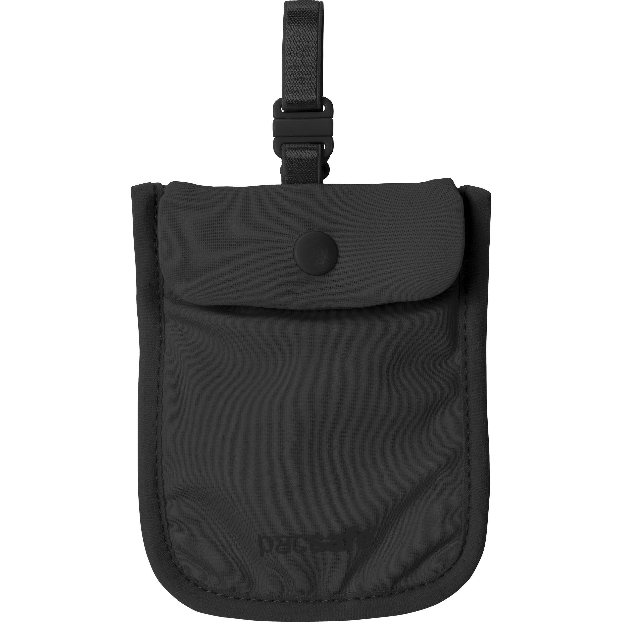 649e2d03bc8 Pacsafe Coversafe S25 Secret Bra Pouch (Black) 10121100 B H