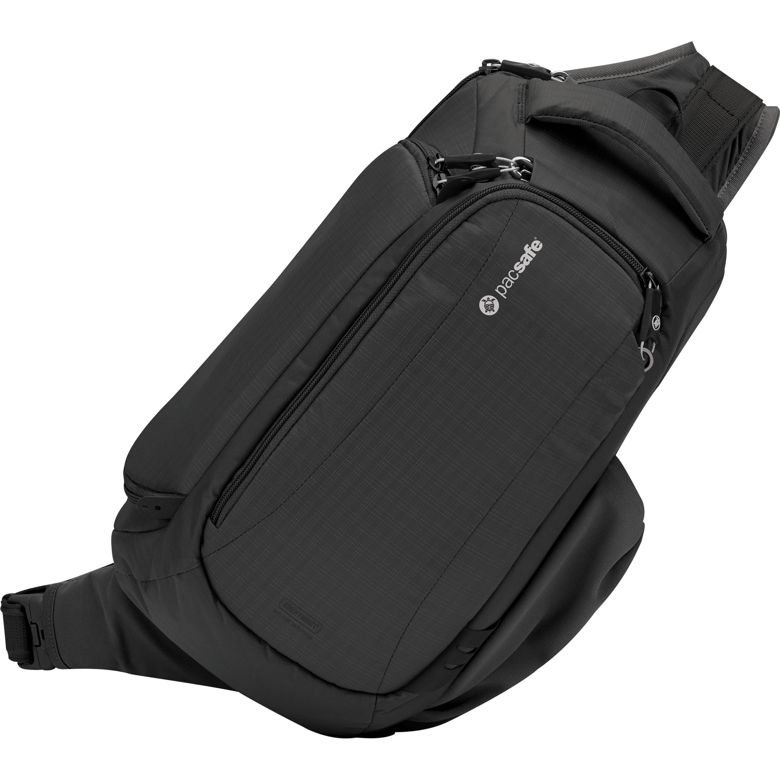 Pacsafe Camsafe V9 Anti-Theft Camera Sling Bag (Black) 15170100