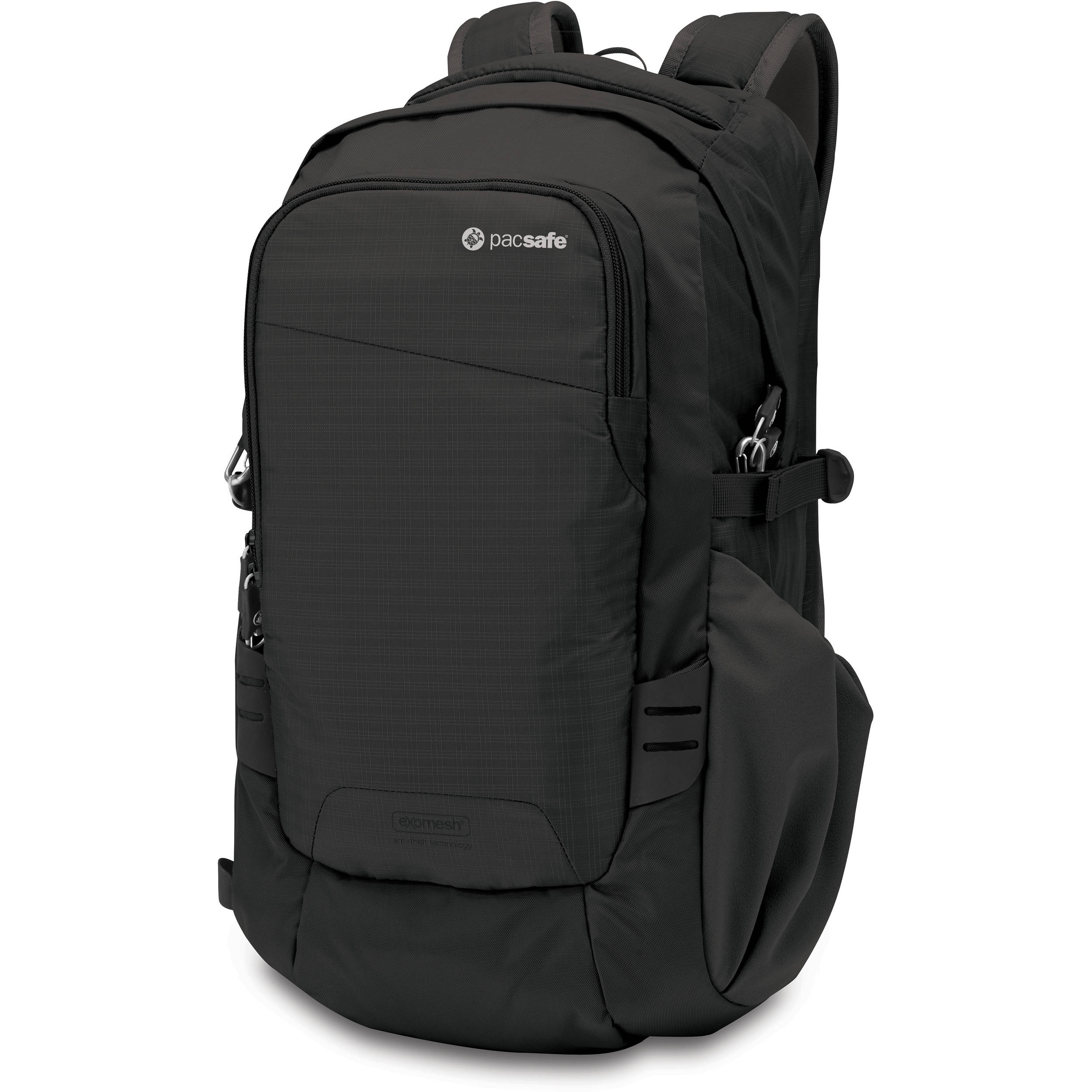Pacsafe Camsafe V17 Anti Theft Camera Backpack Black