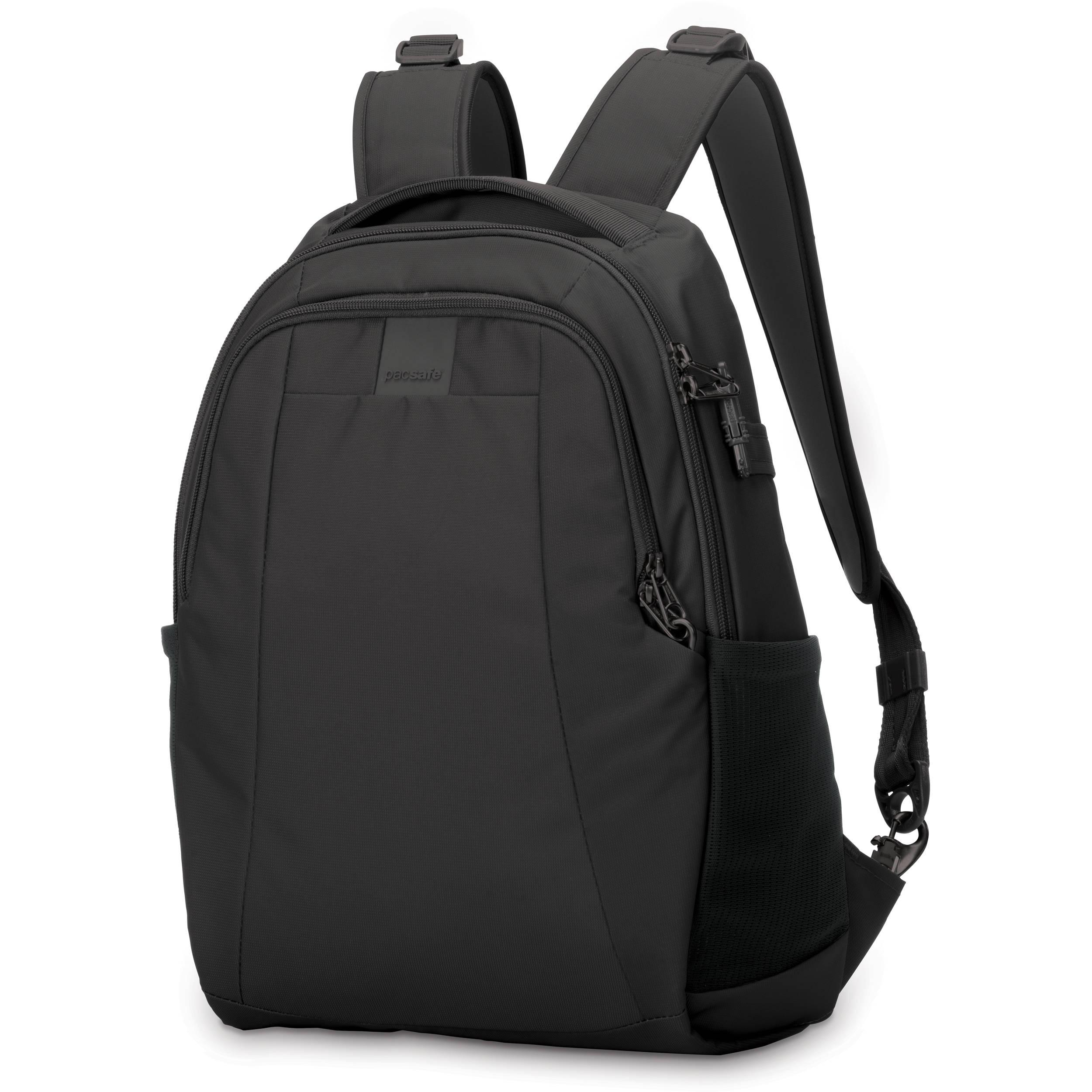 Pacsafe Metrosafe Ls350 Anti Theft Backpack 15l Black