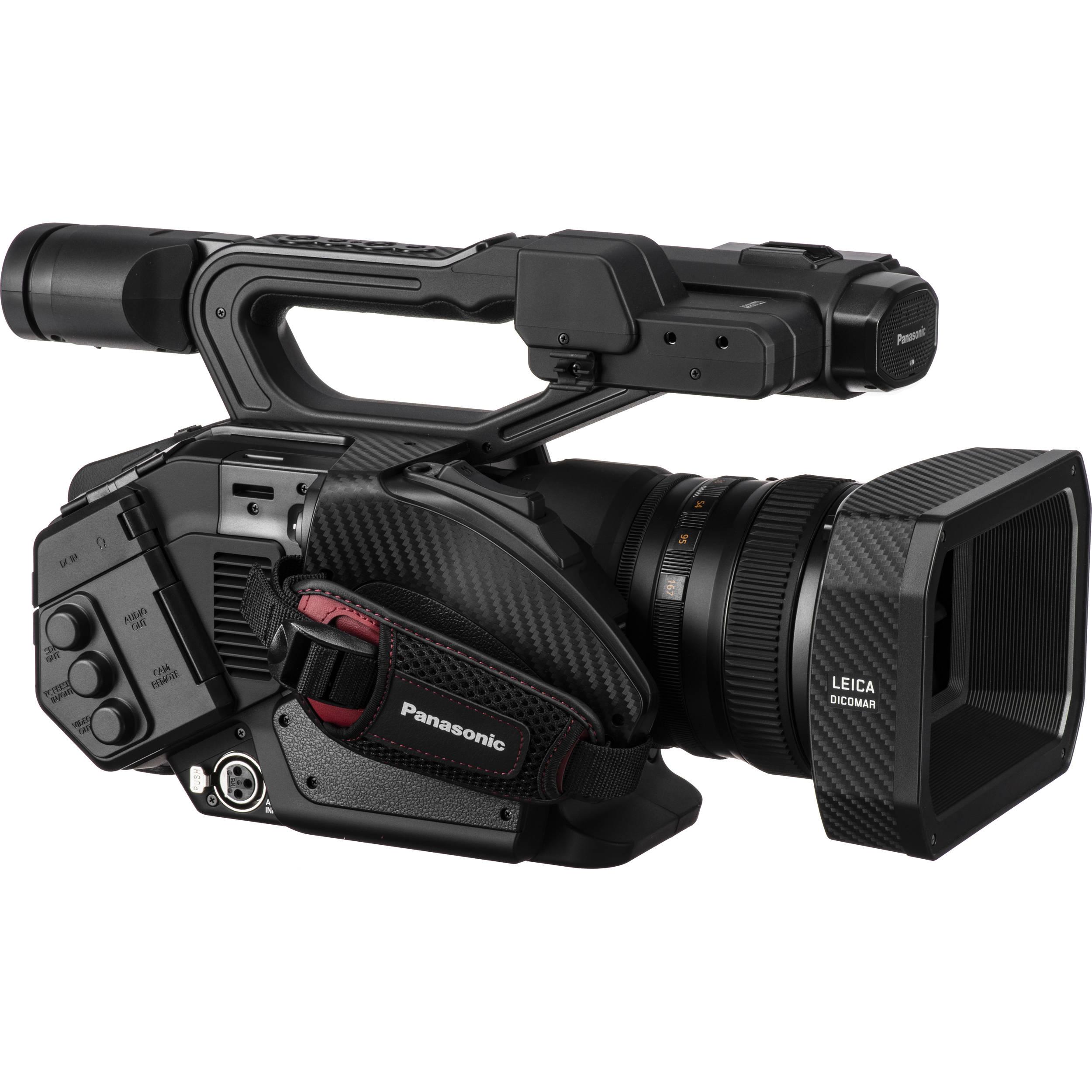 AG-DVX200 4K Professional Camcorder