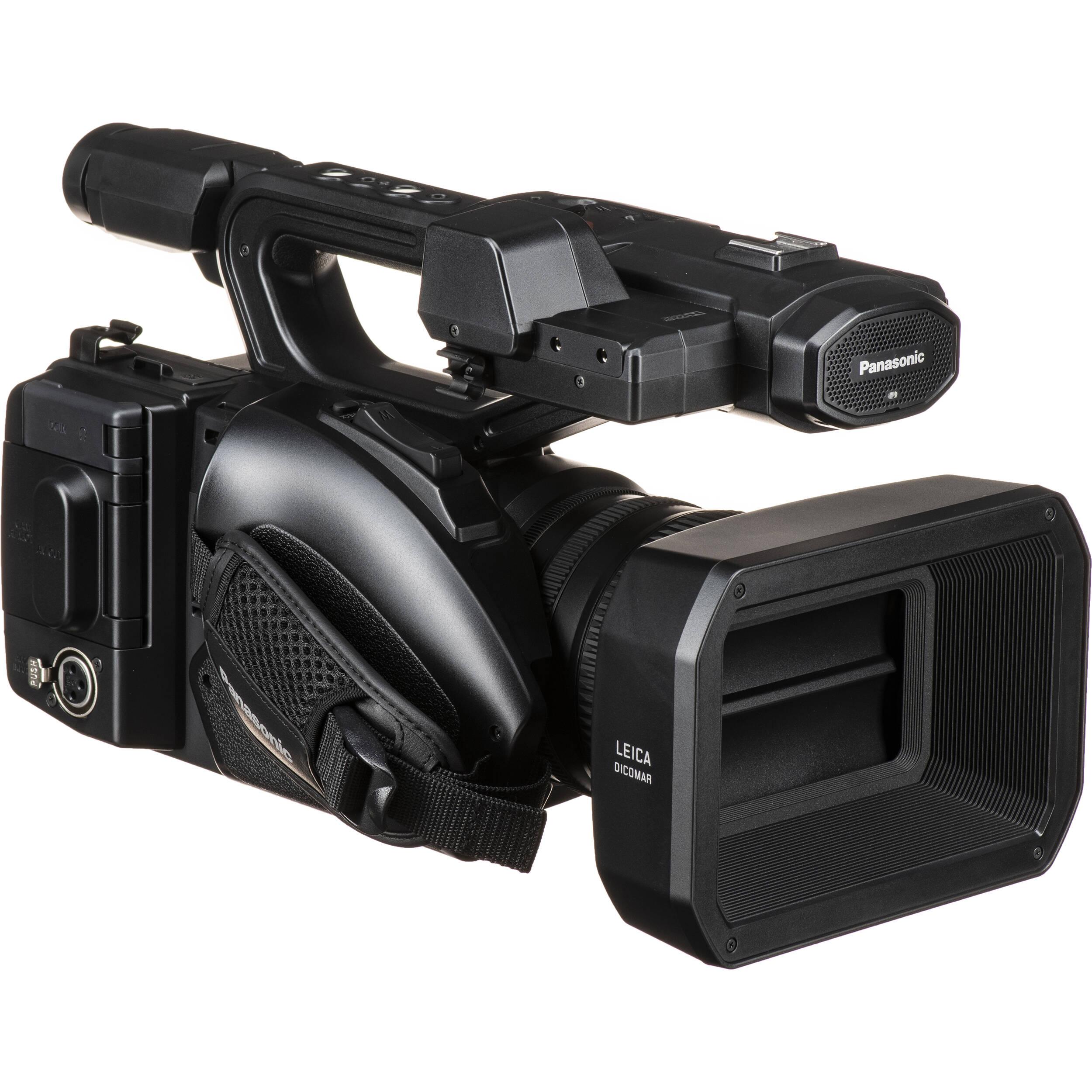 Used Panasonic AG-UX90 4K/HD Professional Camcorder AG-UX90PJ