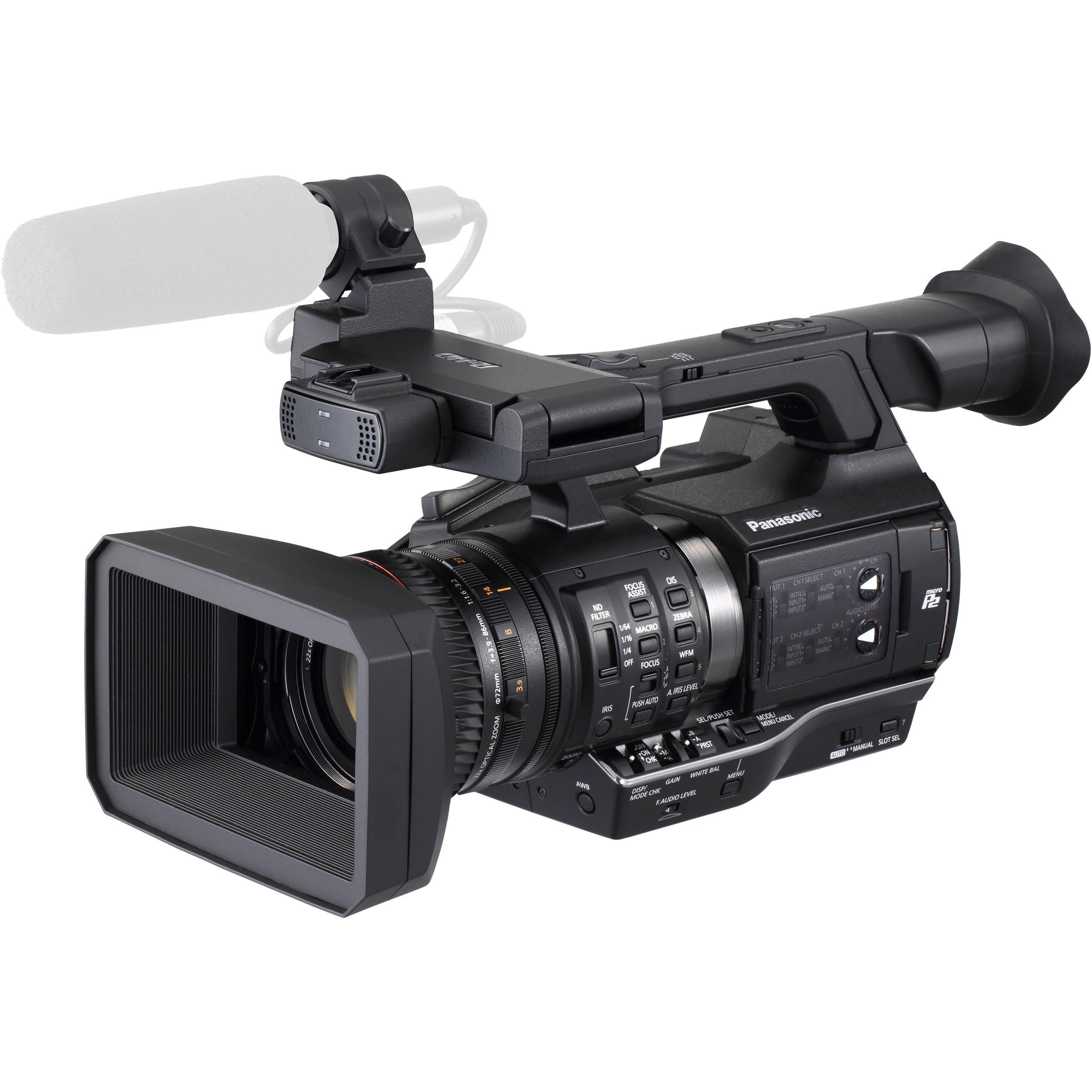 Panasonic AJ-PX230 microP2 AVC-Ultra Camcorder AJ-PX230PJ B&H