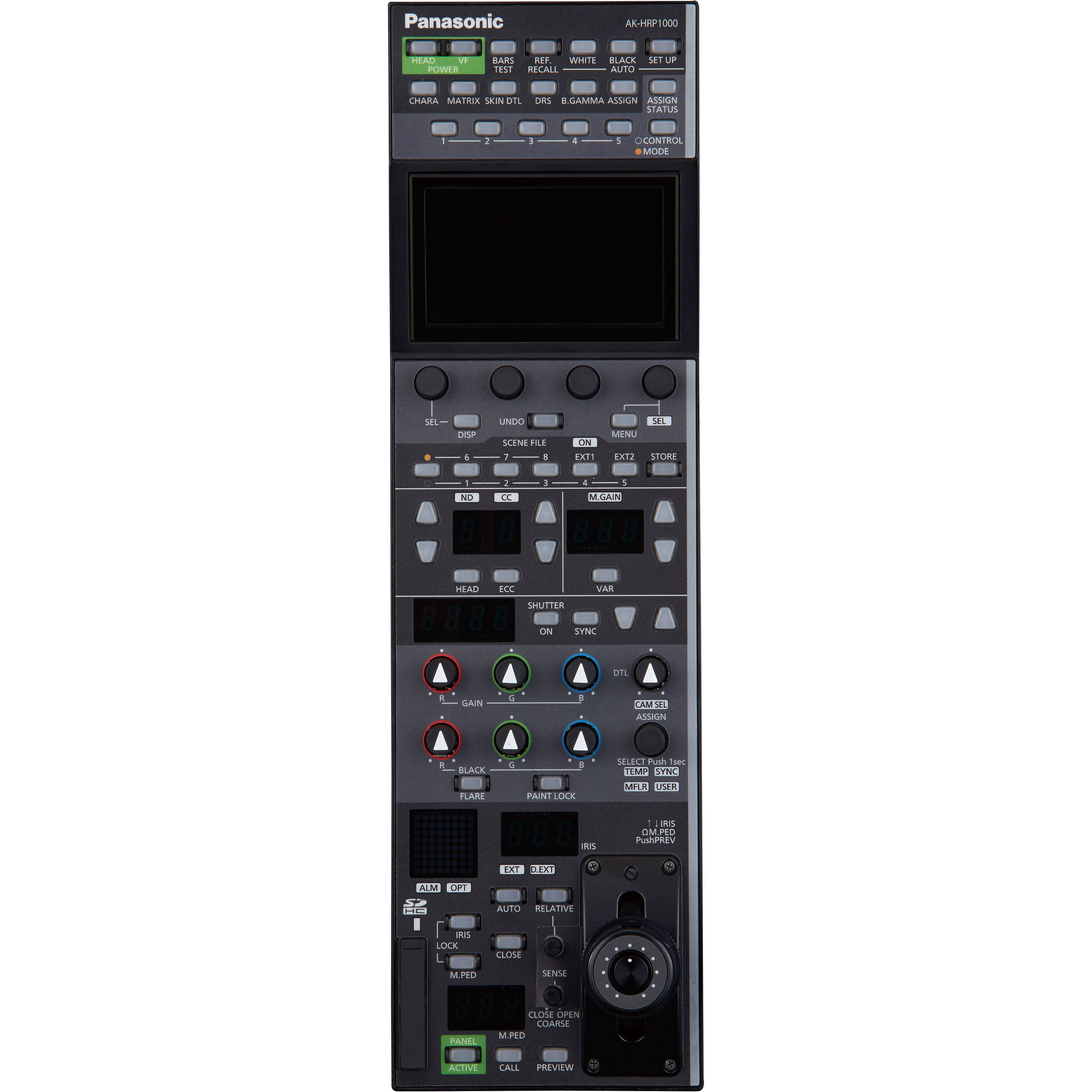 Panasonic AK-HRP1000 Remote Operation Panel Driver Download (2019)