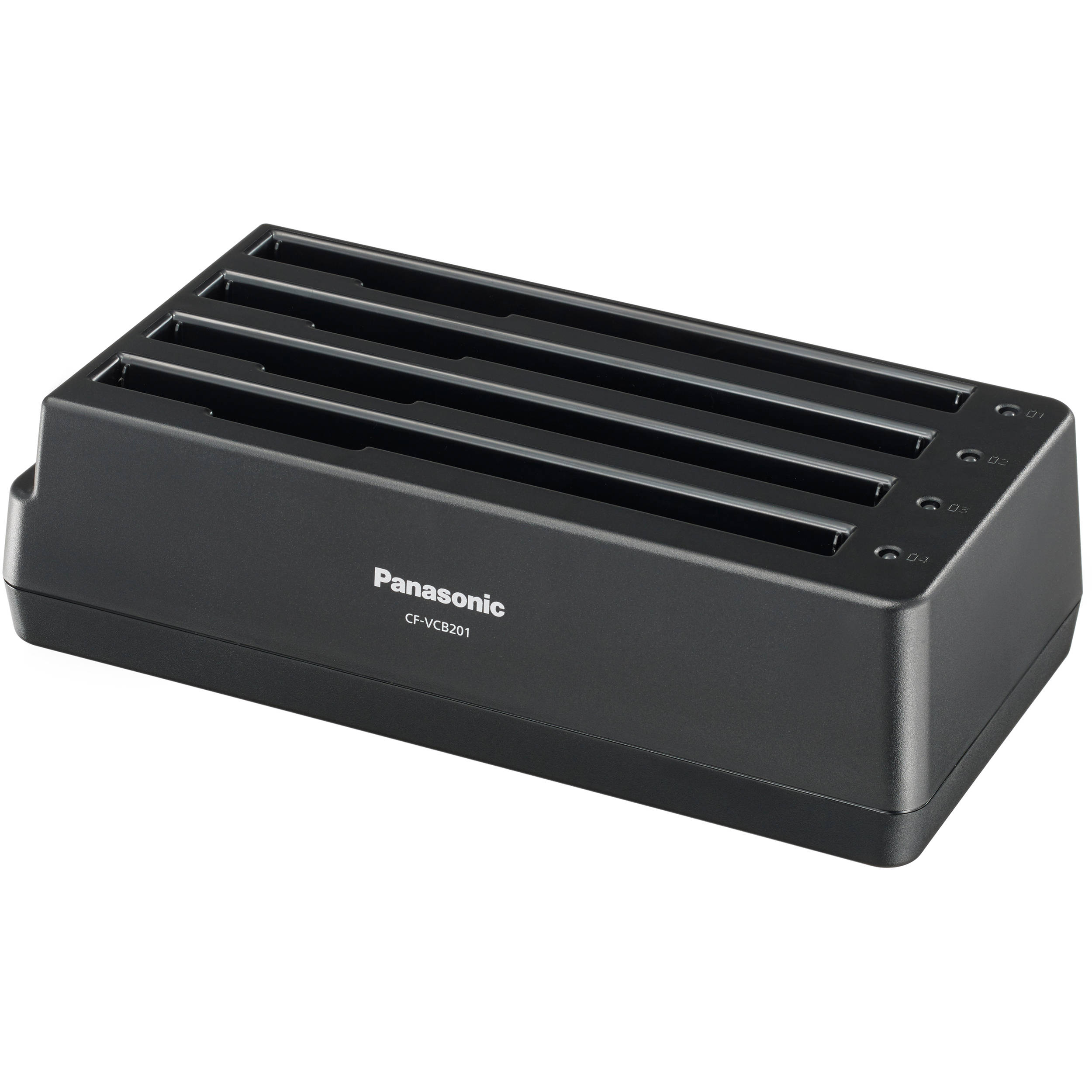 New Panasonic 4-Bay Battery Charger For CF-VCB201M