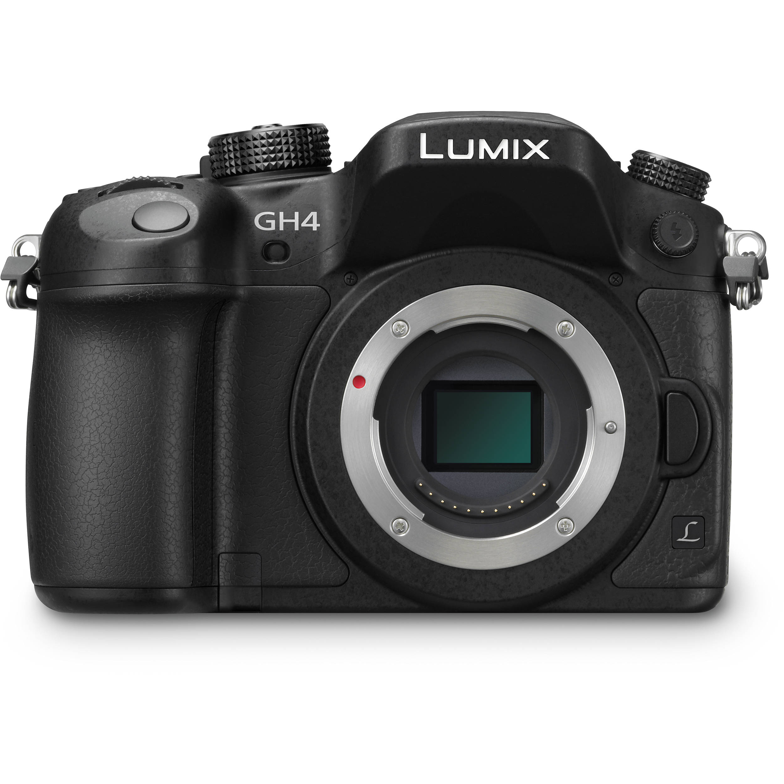 Panasonic Lumix DMC-GH4 Mirrorless Micro Four Thirds, GH4KBODY ...