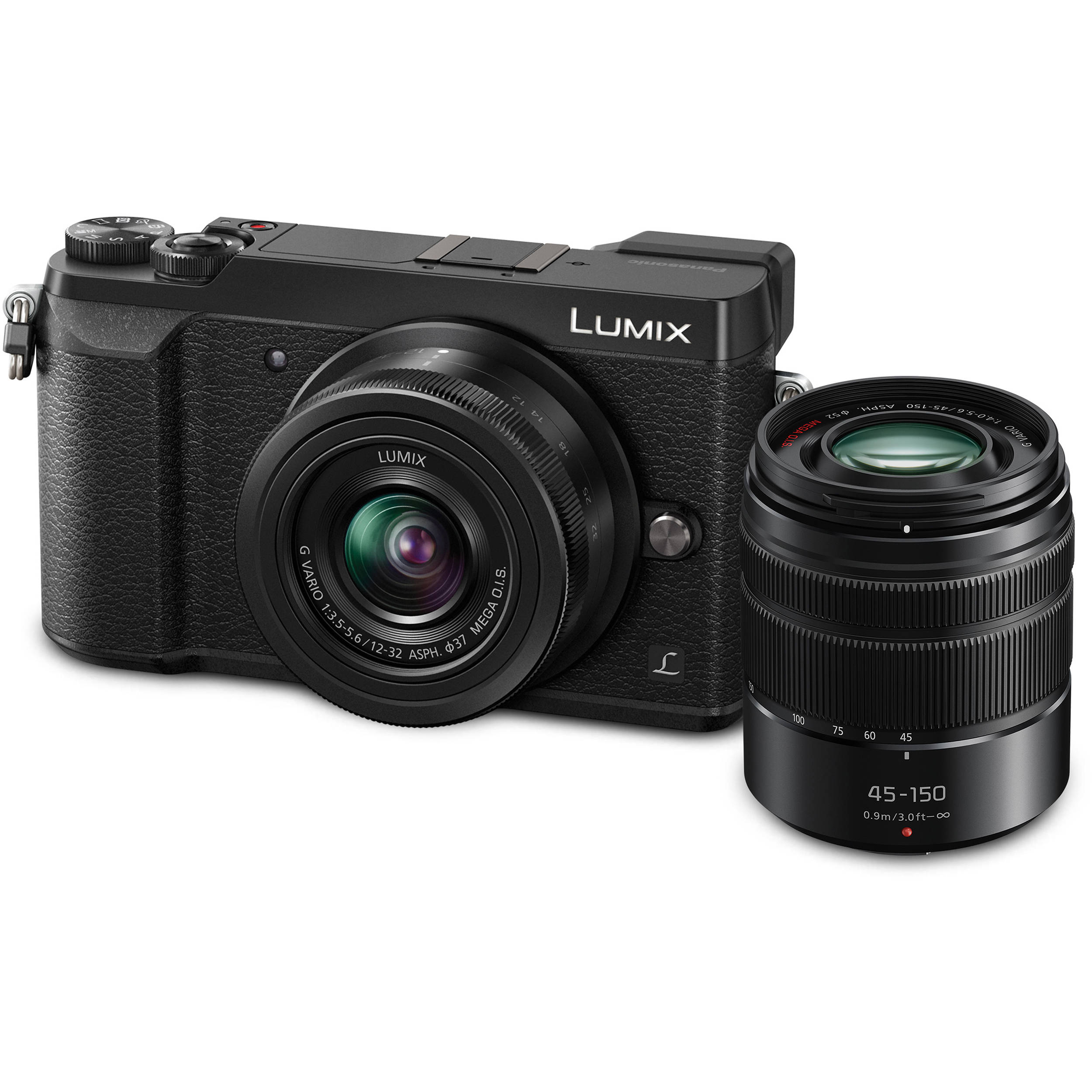 Panasonic Lumix DMC-GX85 Mirrorless Micro Four Thirds DMC-GX85WK