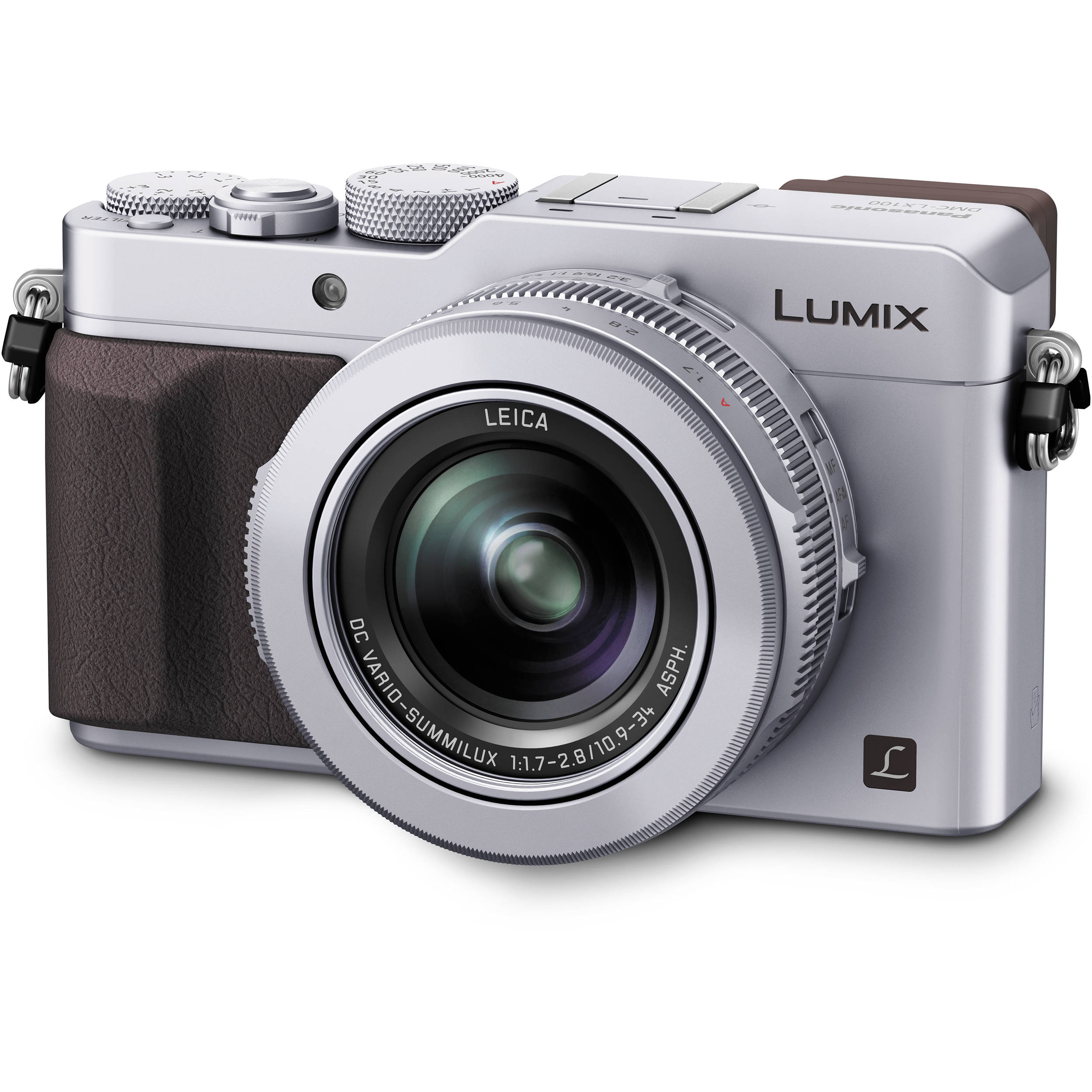 Panasonic Lumix DMC-LX100 Digital Camera (Silver) DMC-LX100S B&H