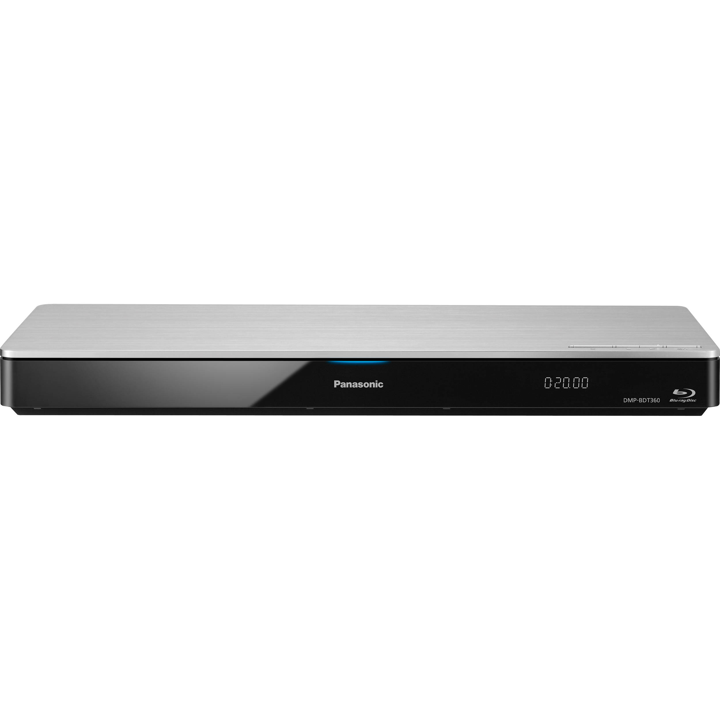Panasonic DMP-BDT330PU Blu-ray Player 64 Bit