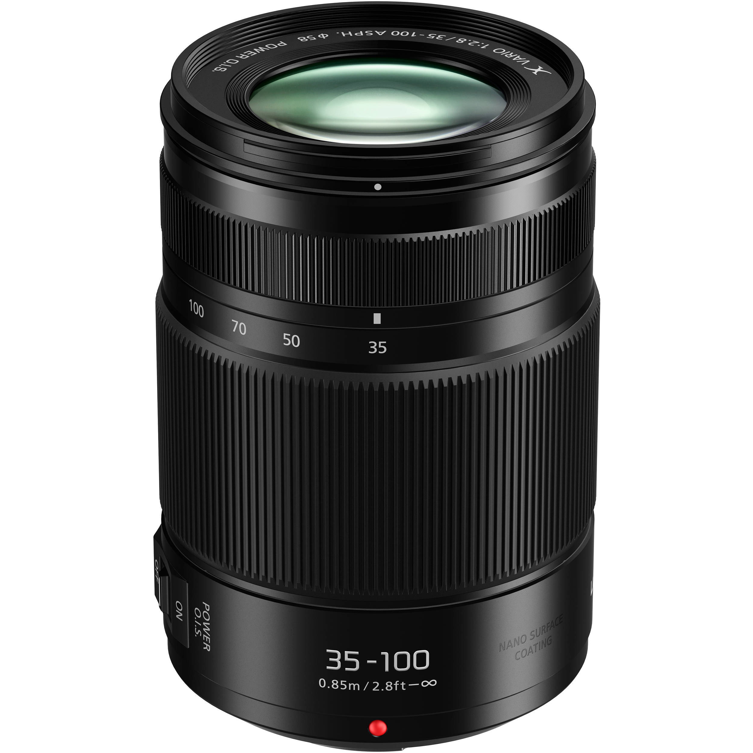 Panasonic H-HS35100 Lens Drivers for Windows 10