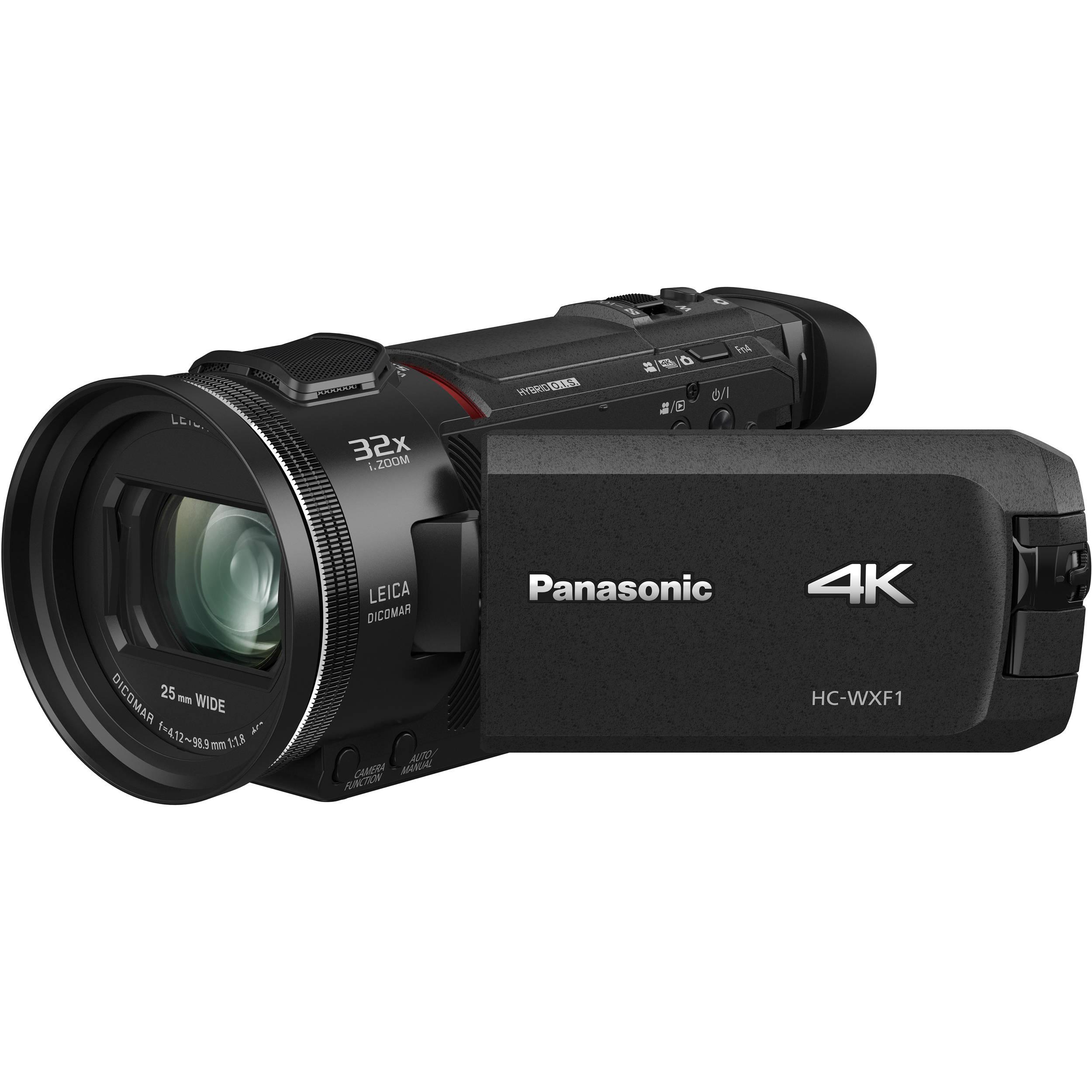 HC-VXF990EG-K 4k Ultra HD Camcorder Battery Pack for Panasonic HC-VXF995 HC-VXF990EB-K HC-VXF999