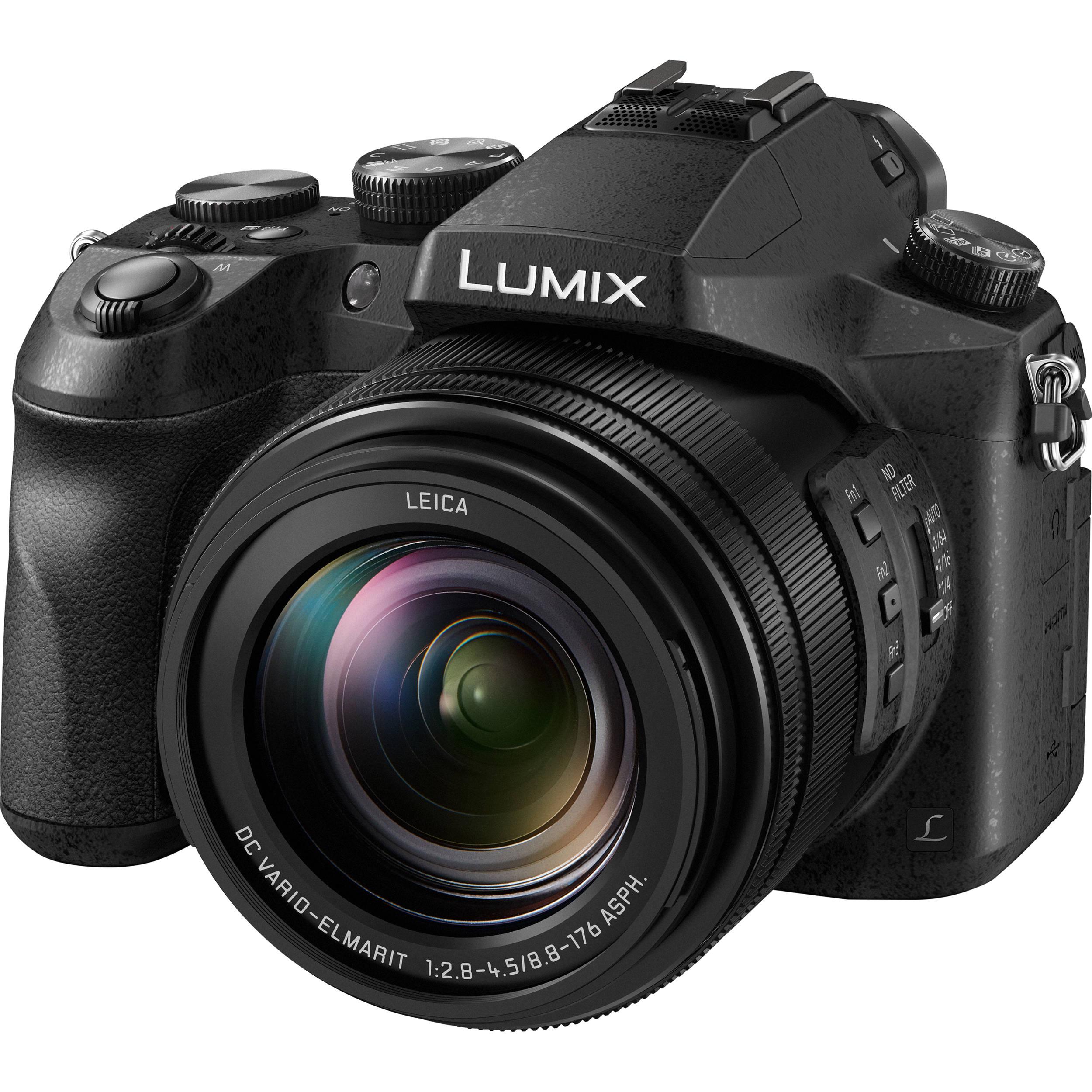 Panasonic Lumix DMC-FZ2500 Digital Camera DMC-FZ2500 B&H Photo