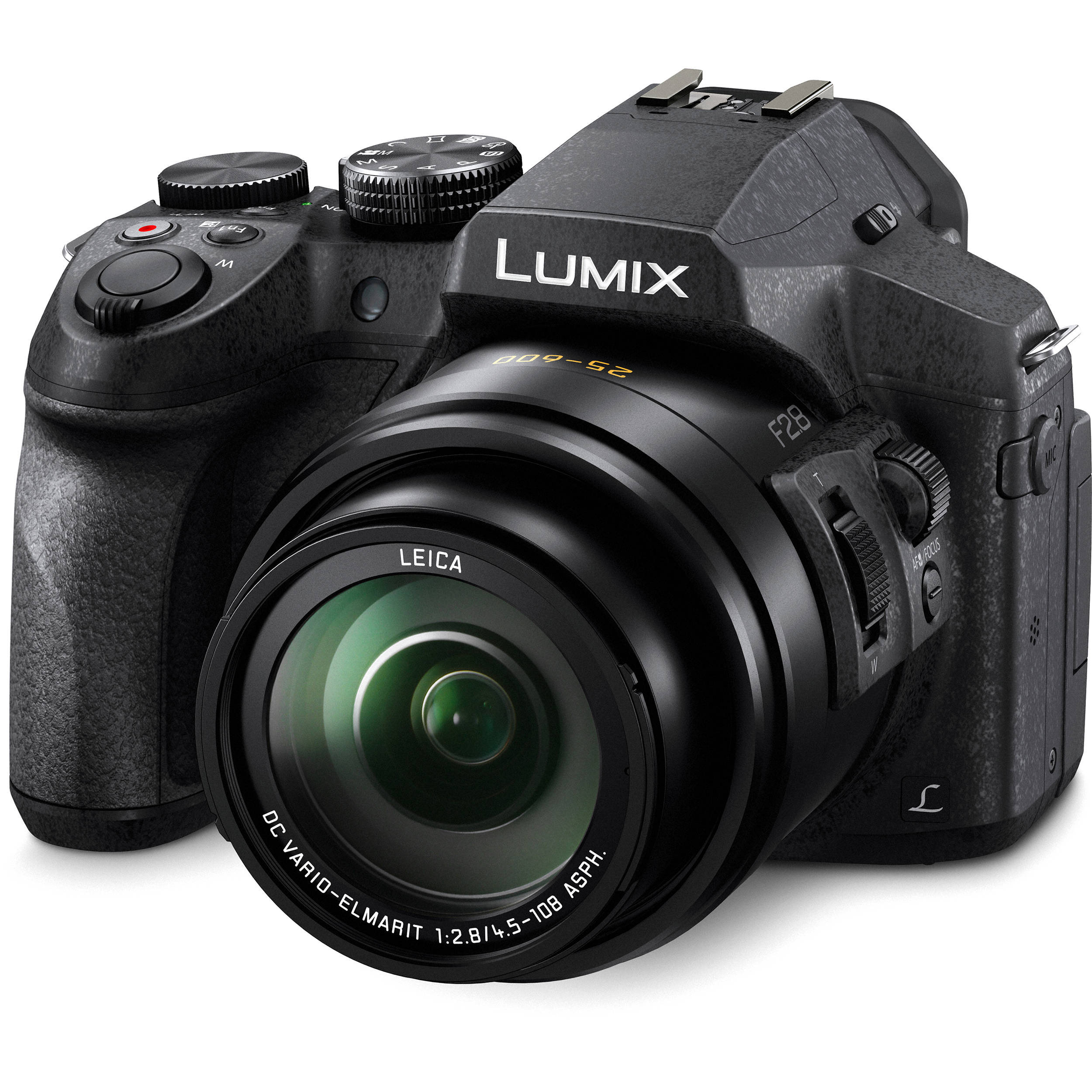 Panasonic Lumix DMC-FZ300 Digital Camera DMC-FZ300 B&H Photo