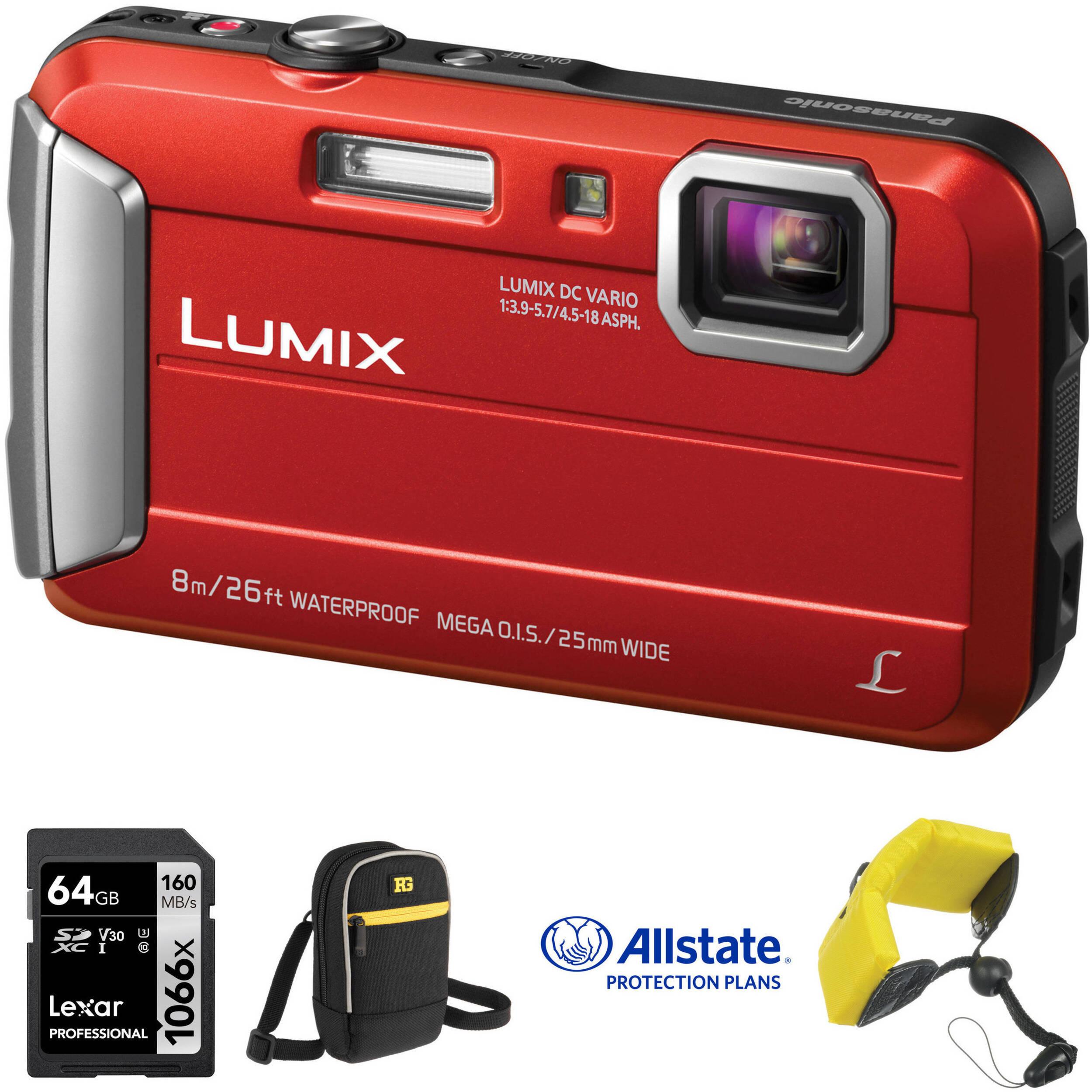 2 Pack SDHC Panasonic Lumix DMC-TS30 Digital Camera Memory Card 2 x 32GB Secure Digital High Capacity Memory Cards