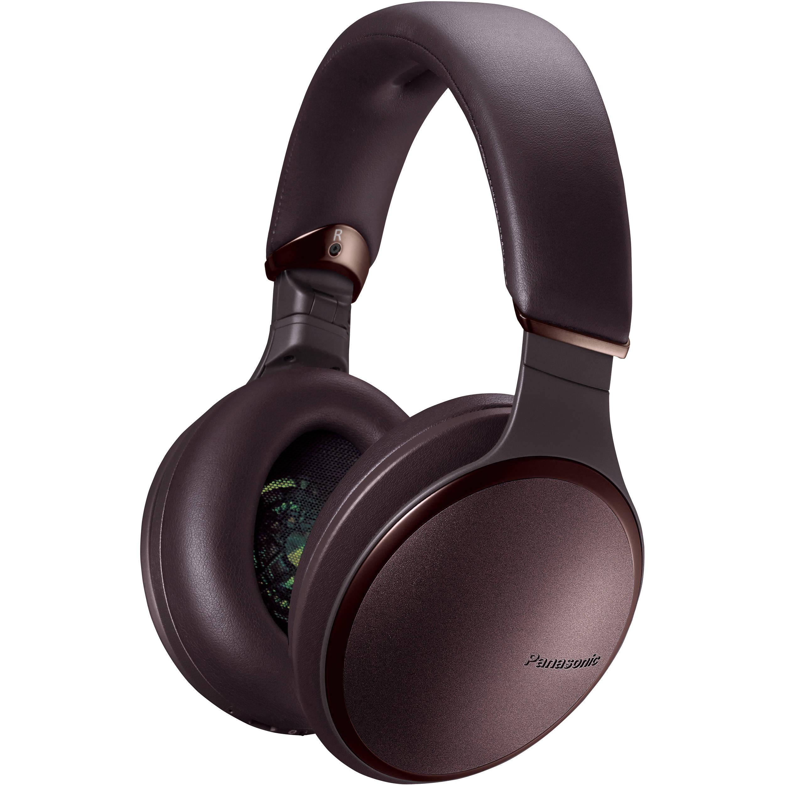 a5df0e979edef7 Panasonic RP-HD605N-T Premium Hi-Res Wireless RP-HD605N-T B&H