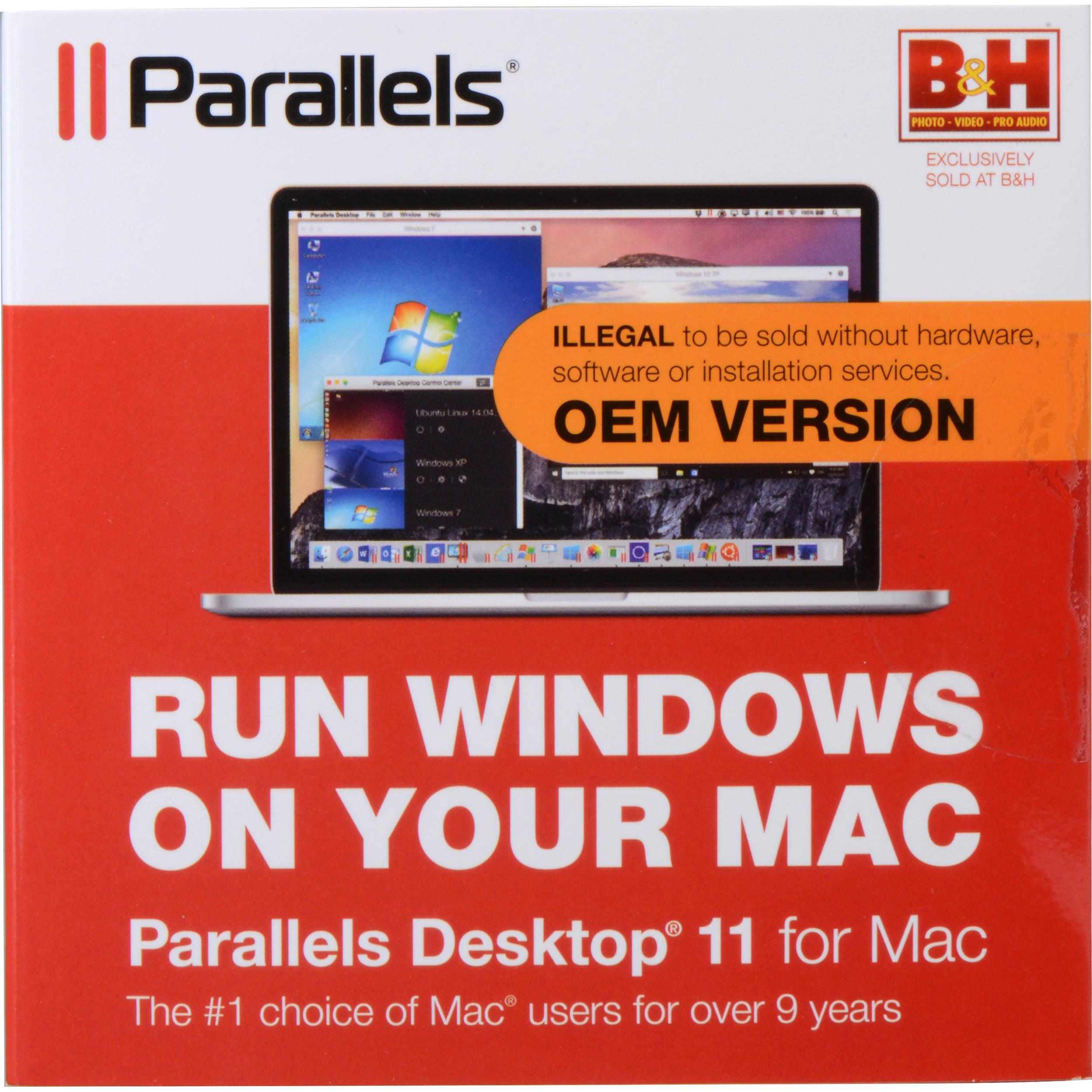 Parallels Mac Management 7