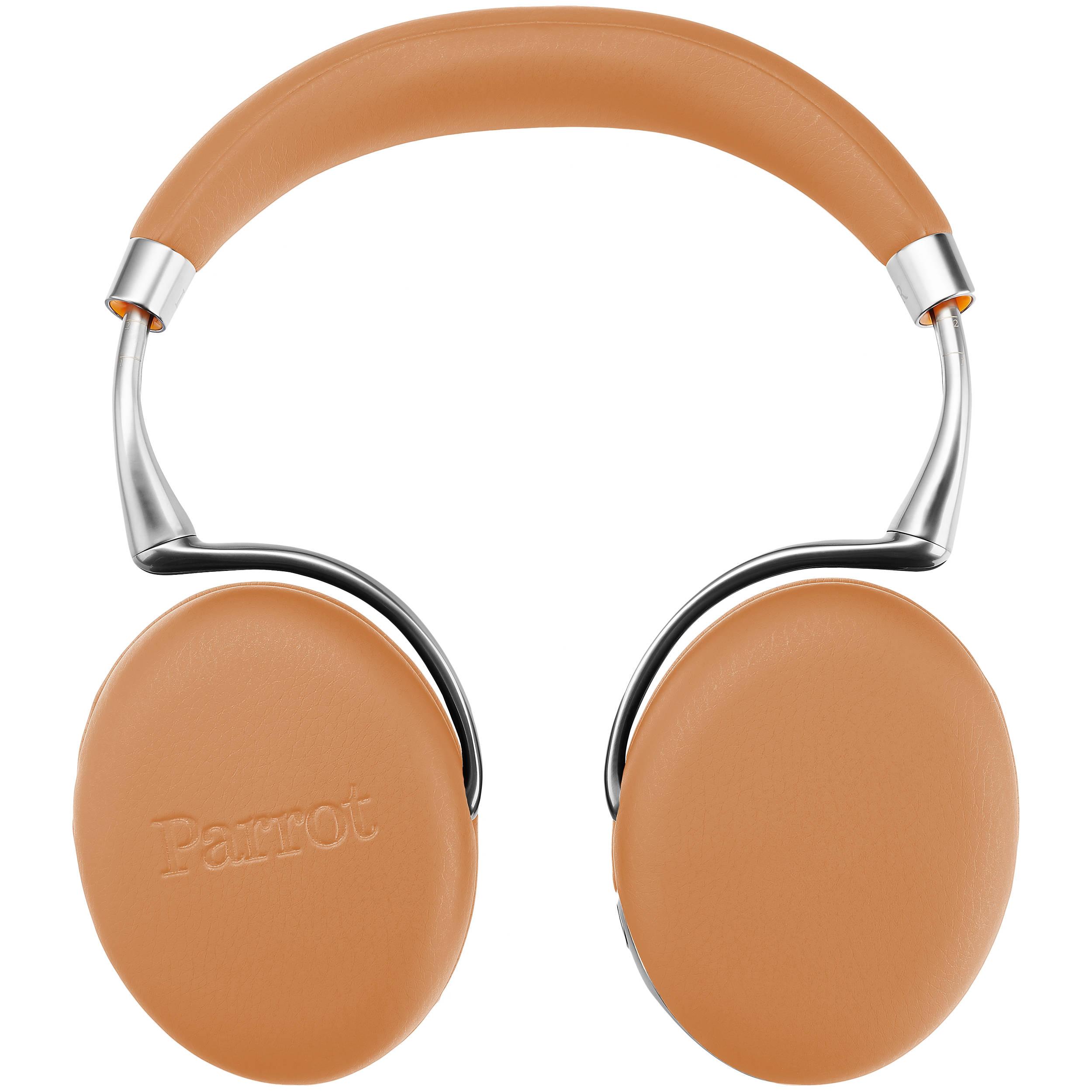 The BASEBALL parrot zik 3 wireless bluetooth stereo headphones was