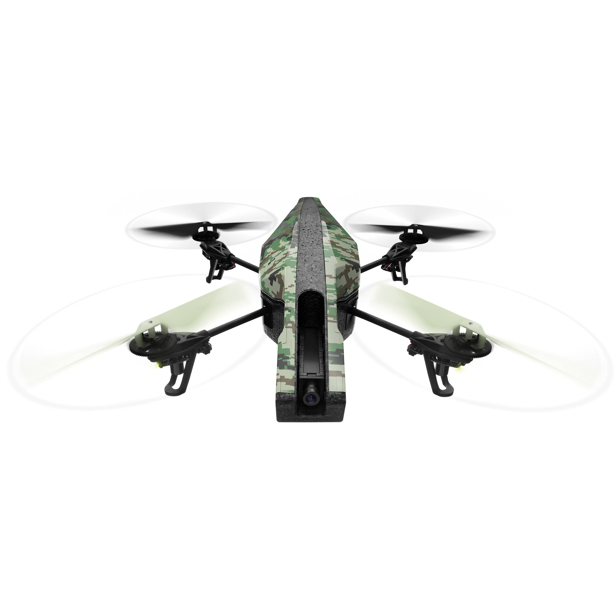 parrot ar drone 2 0 quadcopter elite edition jungle pf721802. Black Bedroom Furniture Sets. Home Design Ideas