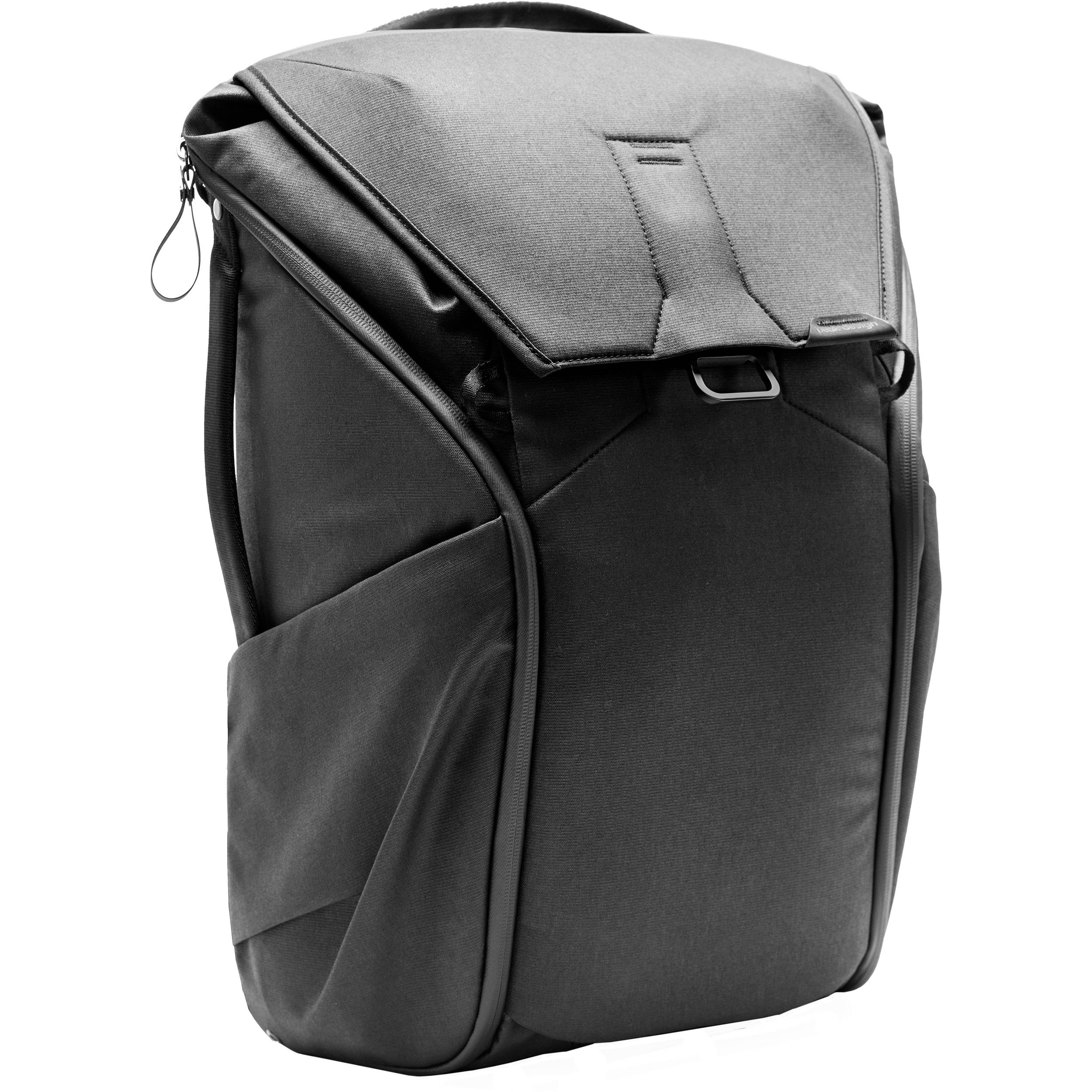 f79554b30d7 Peak Design Everyday Backpack (30L, Black) BB-30-BK-1 B&H Photo