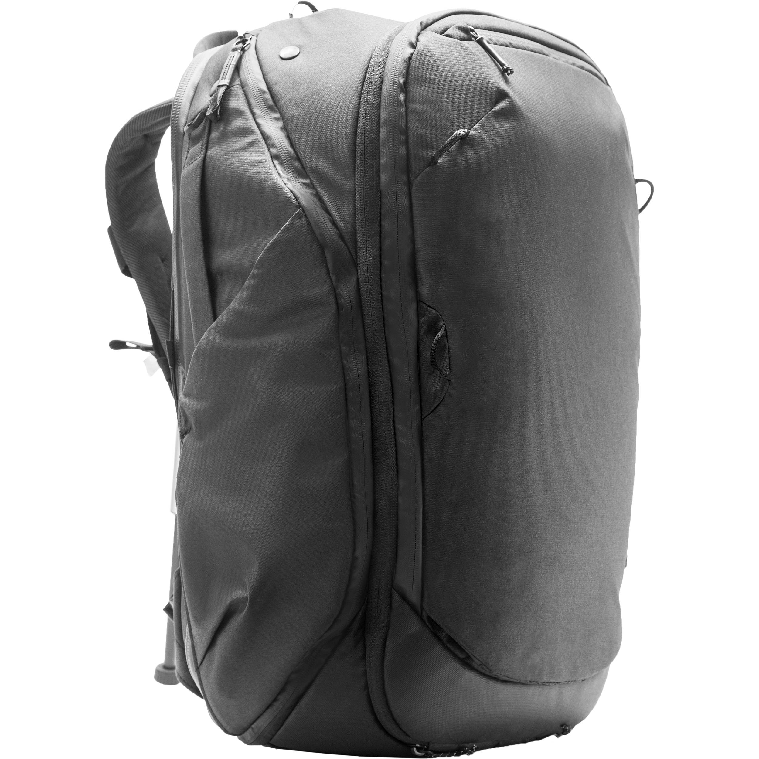 Peak Design Travel Backpack (Black) BTR-45-BK-1 B H Photo Video 5c7c2831ef