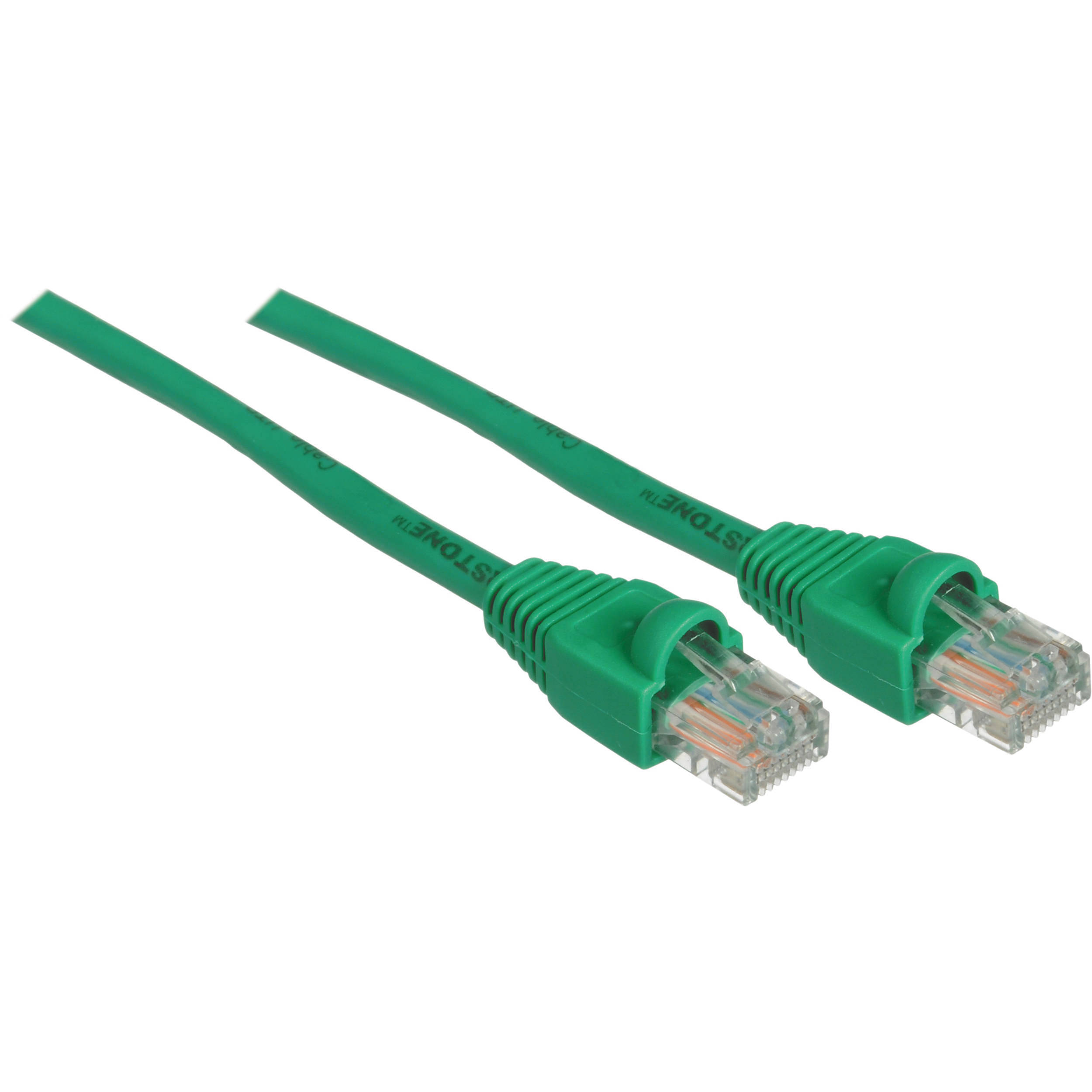 Pearstone 10' Cat6 Snagless Patch Cable (Green) CAT6-10GR B&H Cat 10 Cable