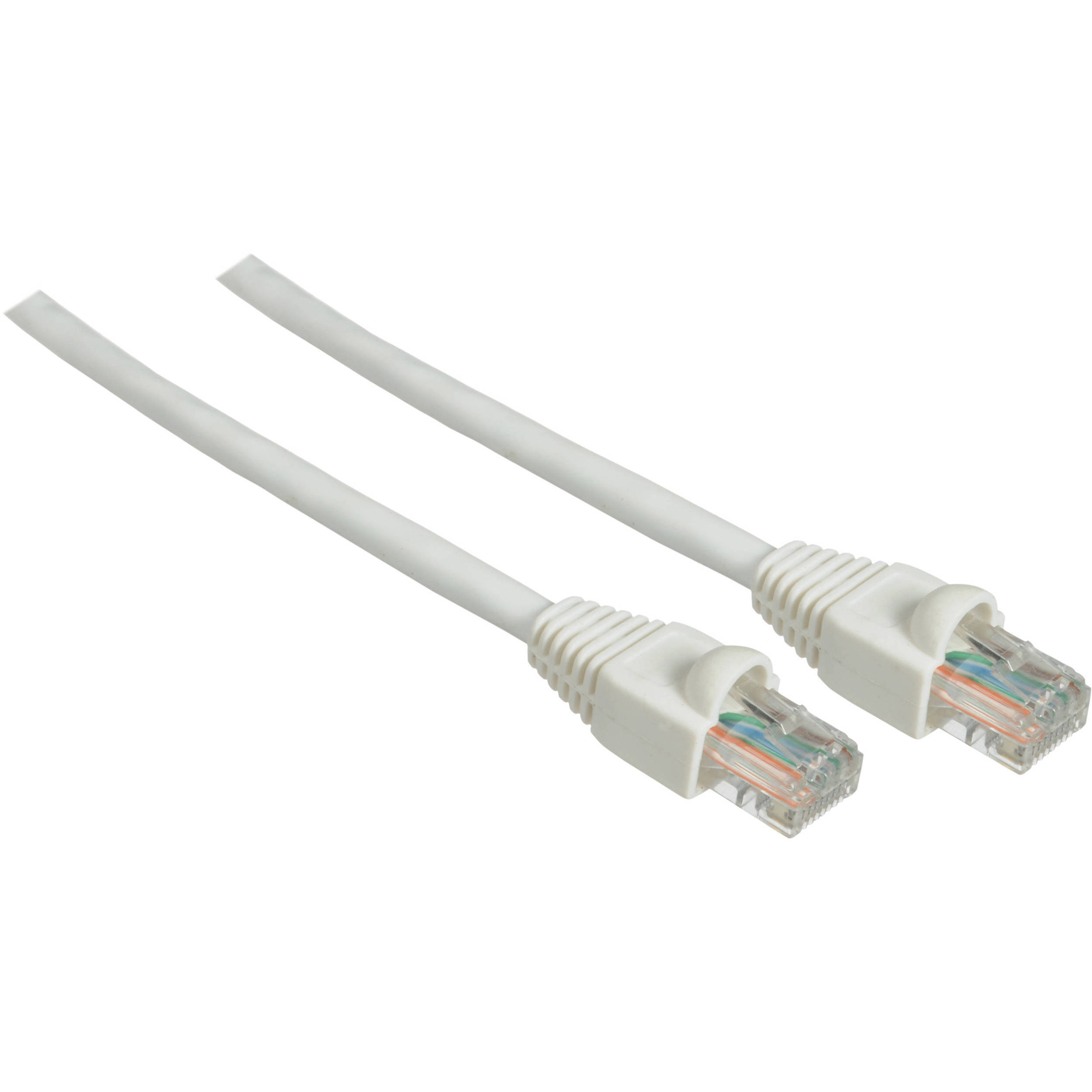 pearstone 25 39 cat6a snagless patch cable white cat6 25w b h. Black Bedroom Furniture Sets. Home Design Ideas