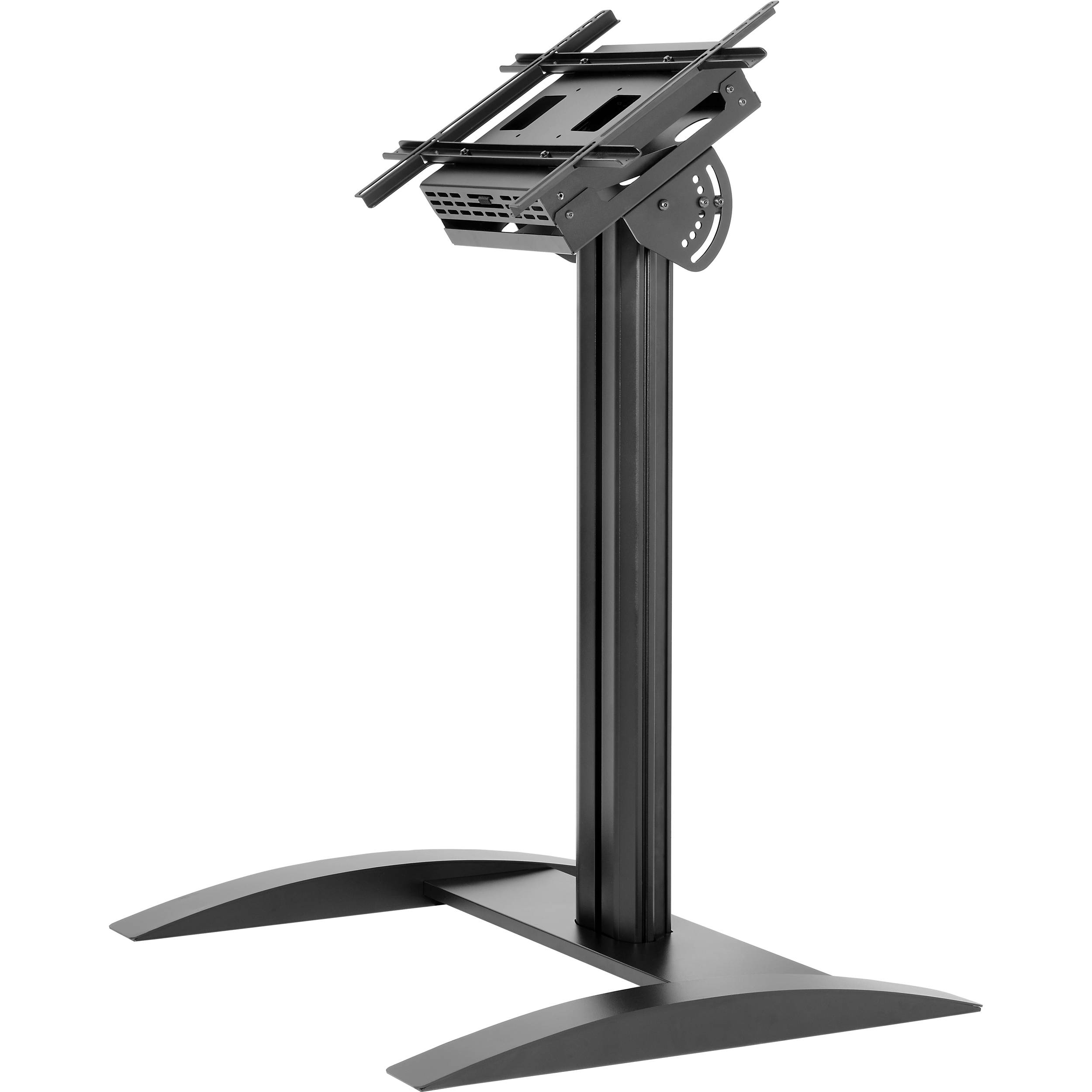 Peerless Av Smartmount Universal Kiosk Stand Black